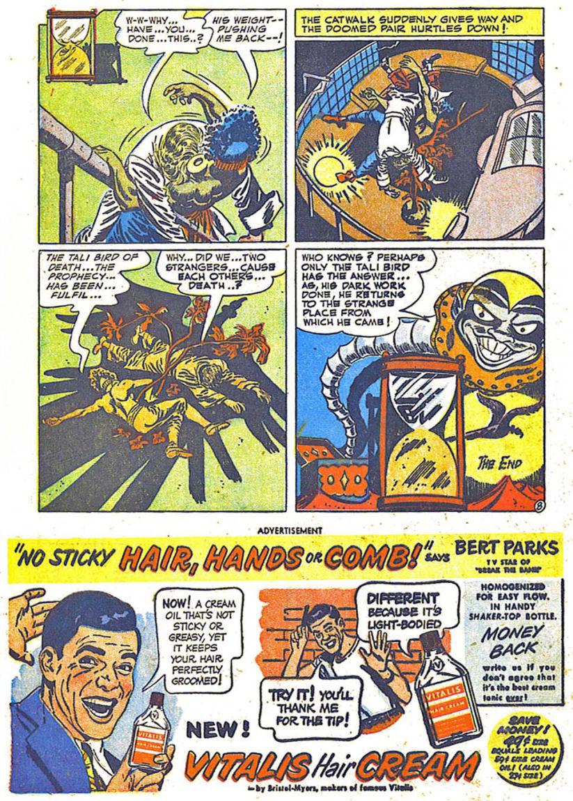 Read online Sensation (Mystery) Comics comic -  Issue #108 - 32