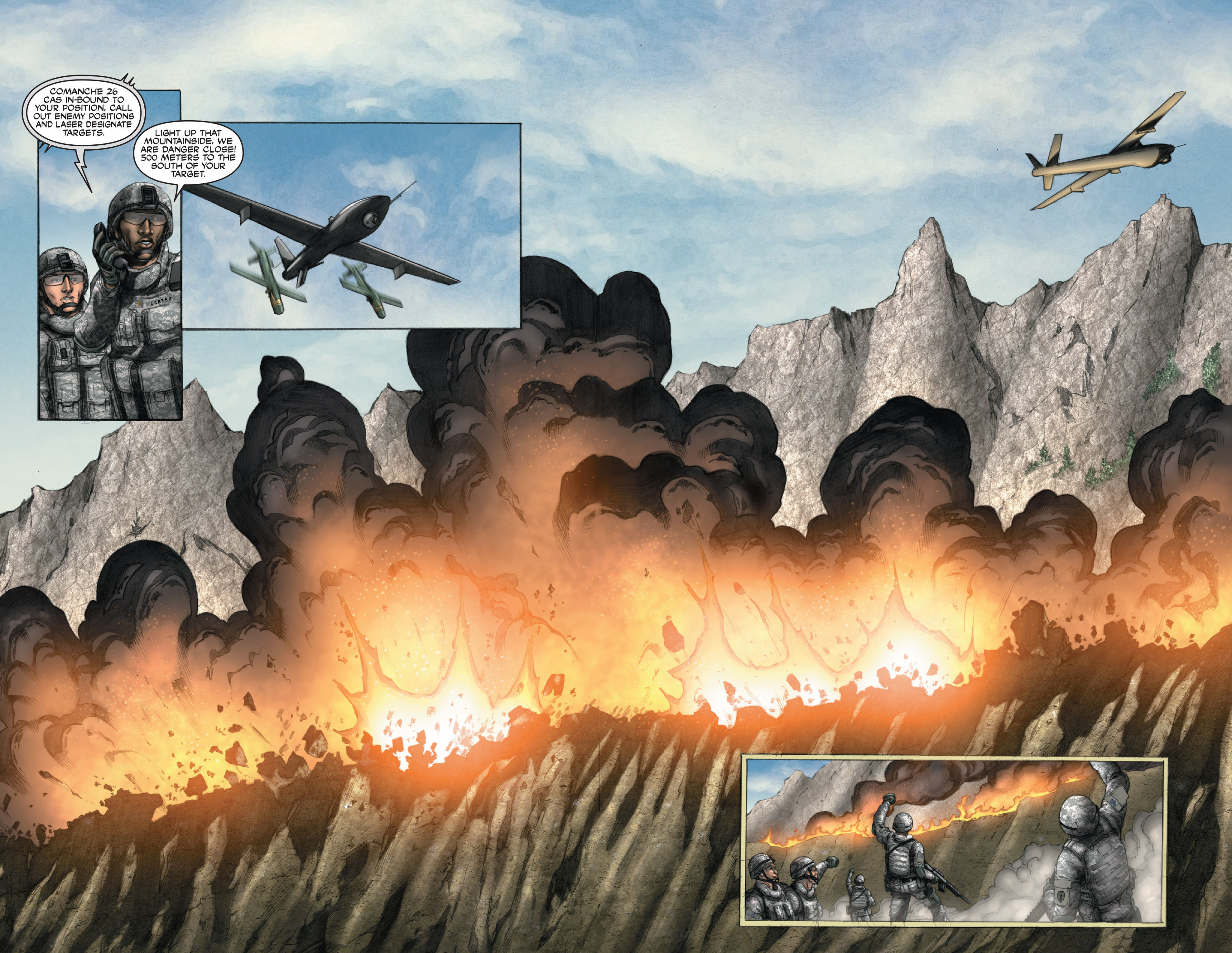 Read online America's Army comic -  Issue #14 - 20