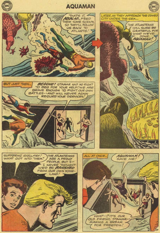 Read online Aquaman (1962) comic -  Issue #7 - 26