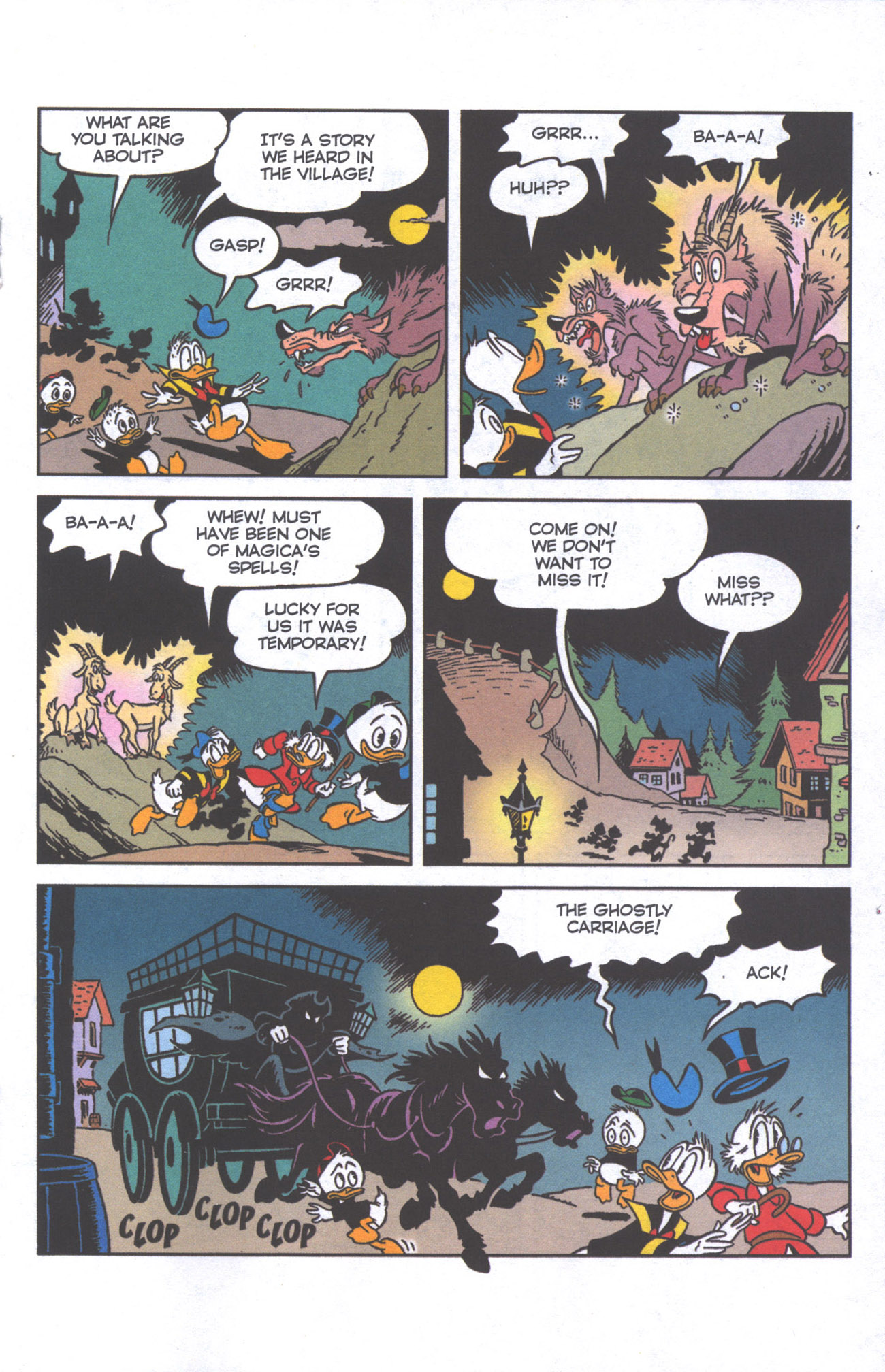 Read online Uncle Scrooge (1953) comic -  Issue #384 - 16