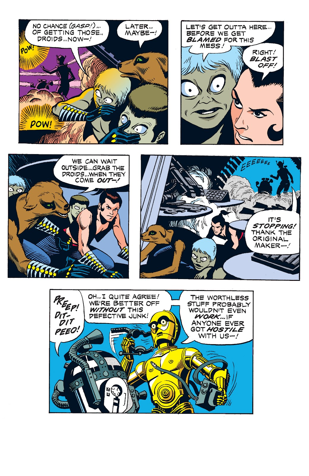 Read online Star Wars Legends: The Newspaper Strips - Epic Collection comic -  Issue # TPB (Part 1) - 87