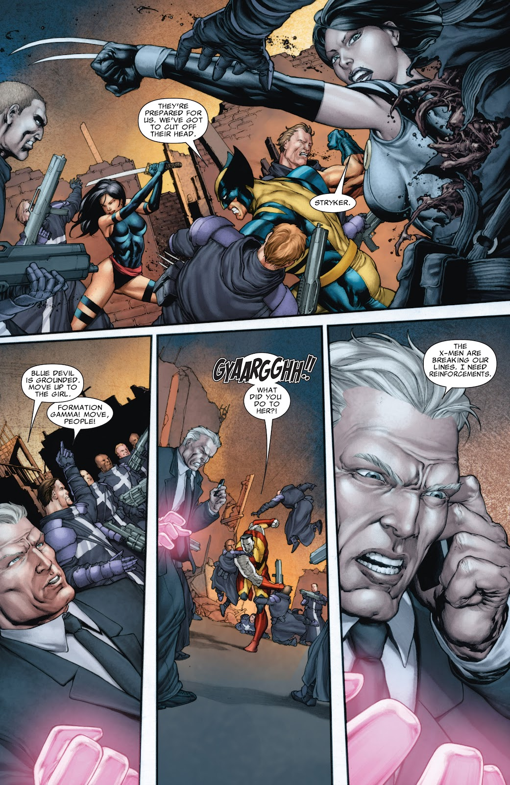 Read online X-Men: Second Coming comic -  Issue # _TPB (Part 1) - 74