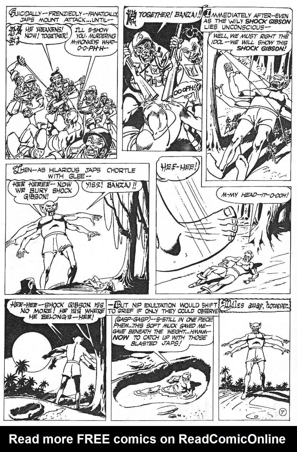 Read online Men of Mystery Comics comic -  Issue #83 - 200