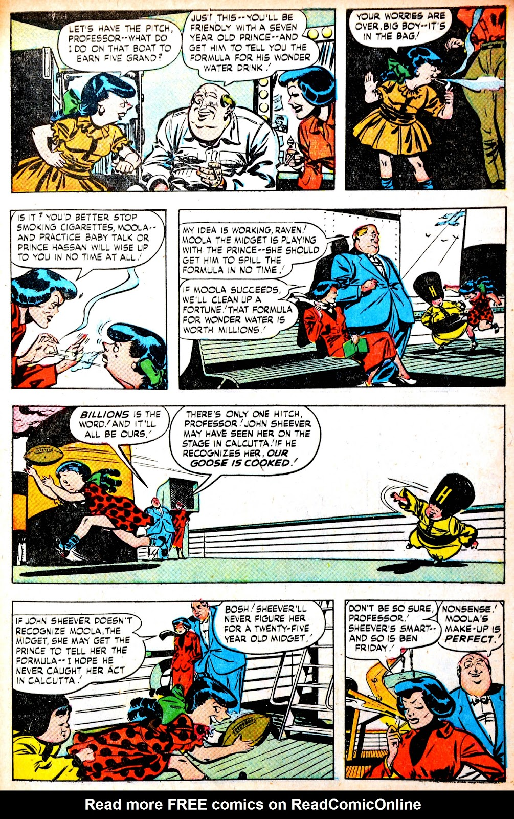 Read online Famous Funnies comic -  Issue #195 - 43