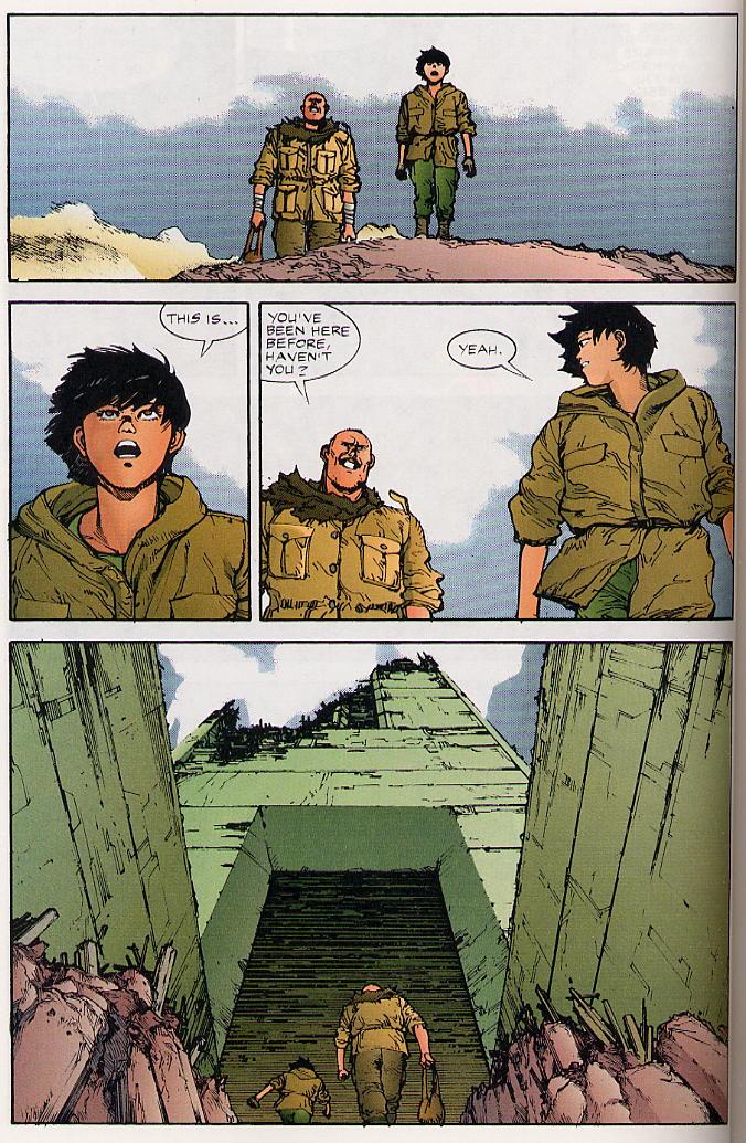 Read online Akira comic -  Issue #25 - 41
