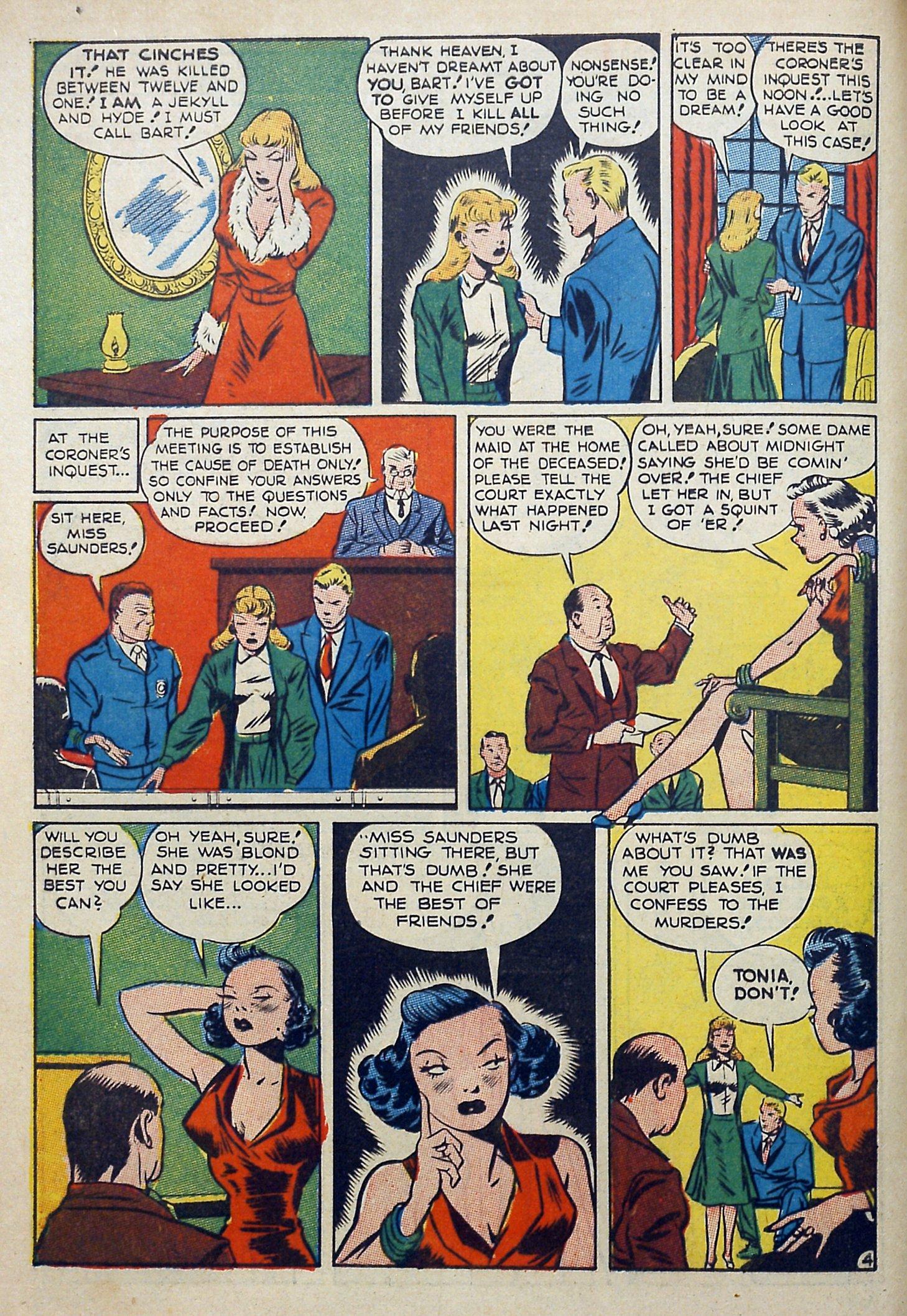 Daredevil (1941) issue 3 - Page 6