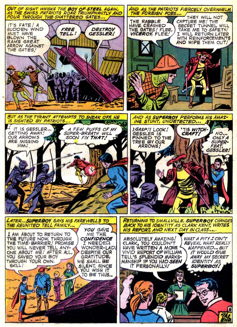 Superboy (1949) issue 145 - Page 25