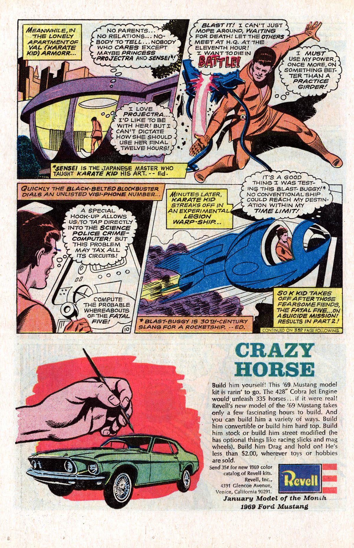 Read online Adventure Comics (1938) comic -  Issue #378 - 14