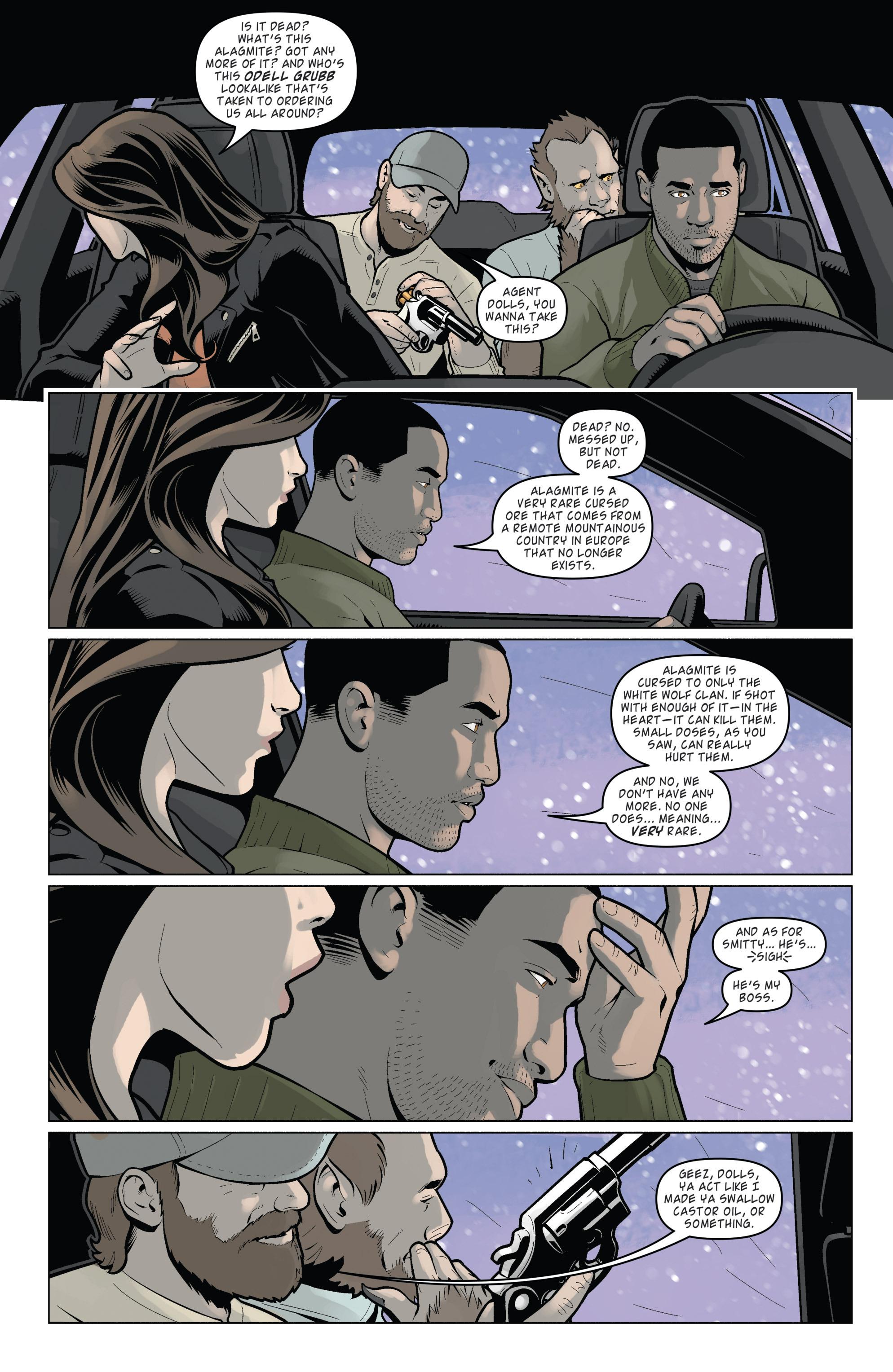 Read online Wynonna Earp (2016) comic -  Issue #8 - 9