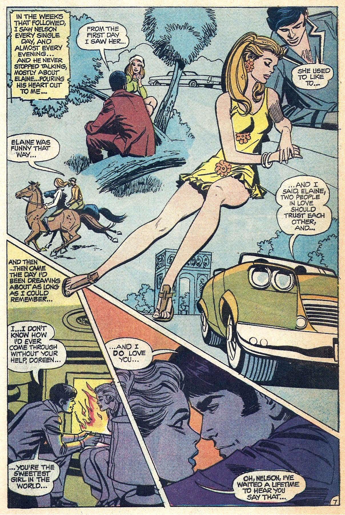 Read online Secret Hearts comic -  Issue #140 - 9