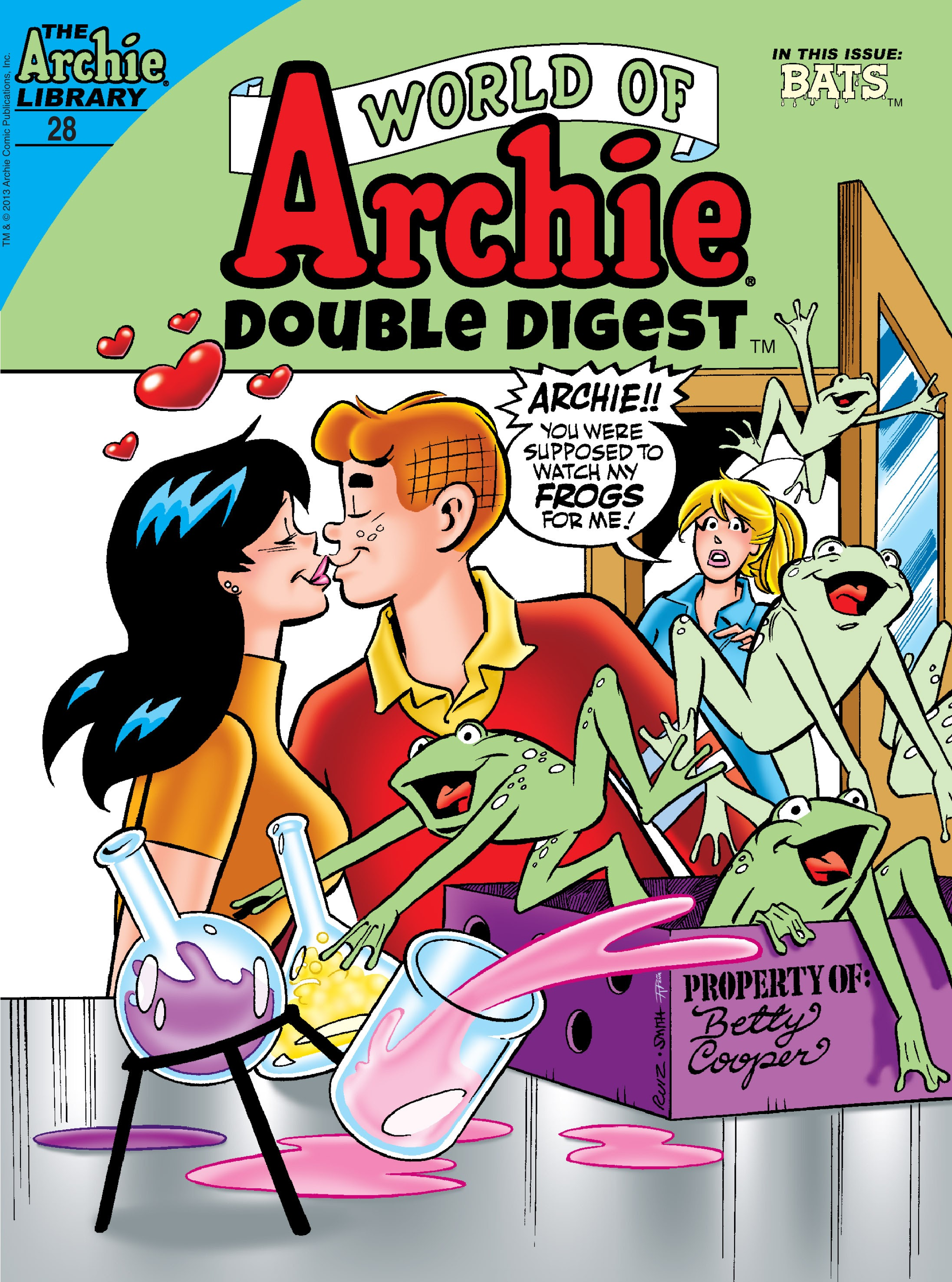 World of Archie Double Digest 28 Page 1