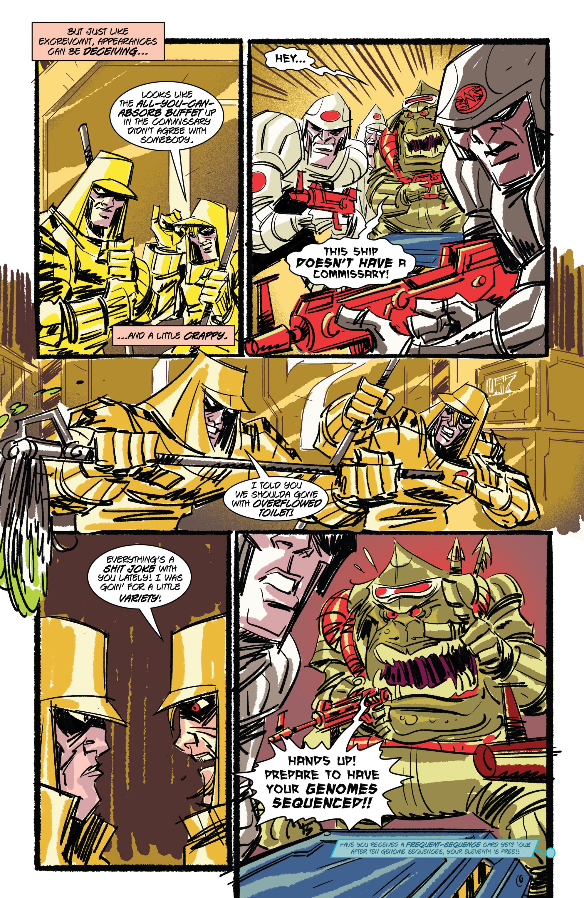 Read online Satellite Falling comic -  Issue #5 - 28