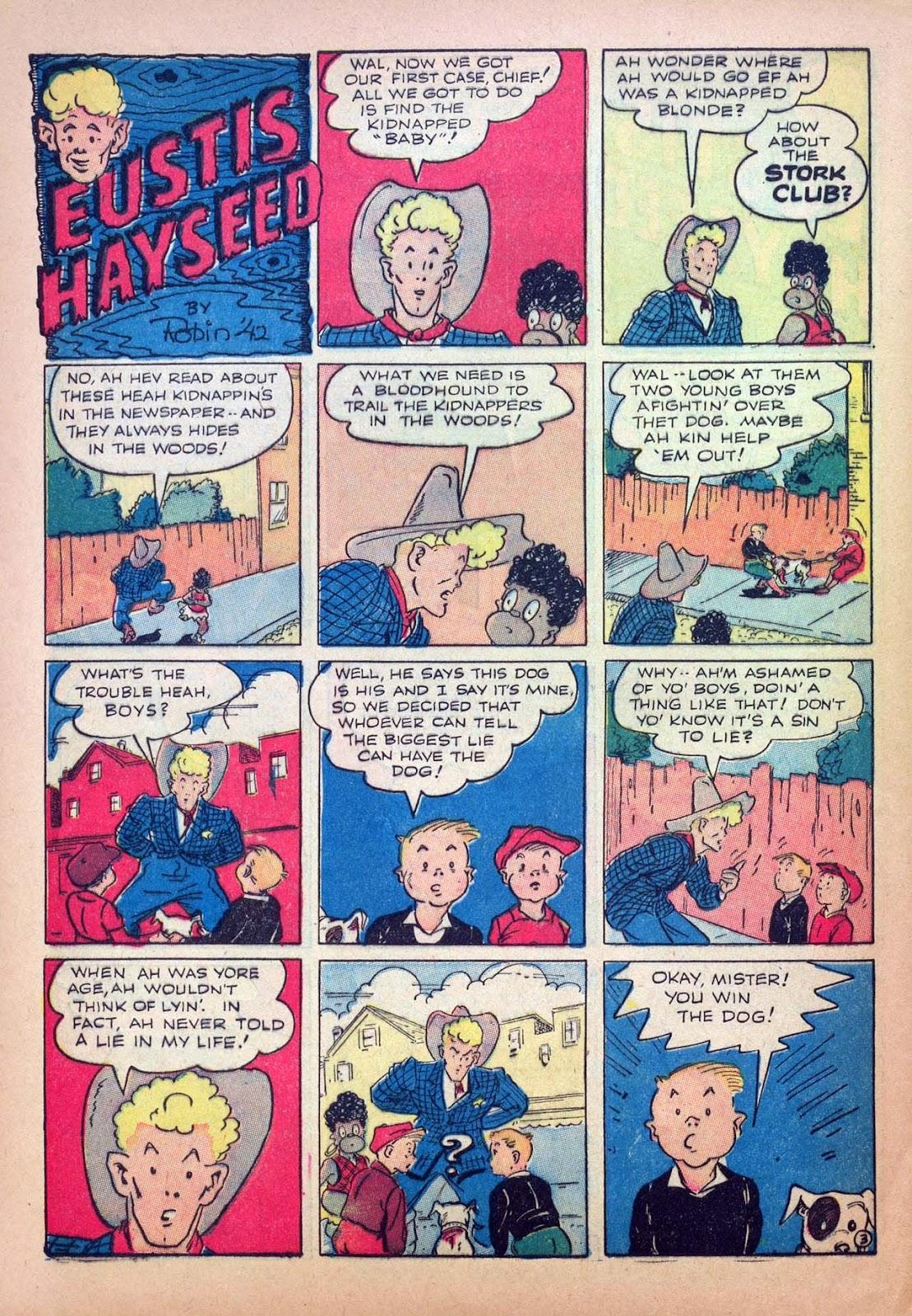 Read online Joker Comics comic -  Issue #4 - 54