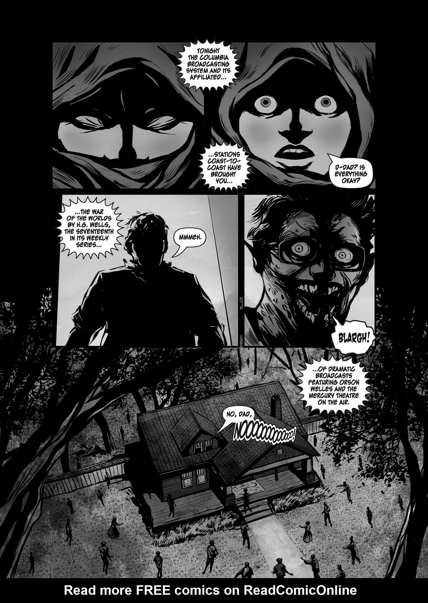 Read online FUBAR comic -  Issue #3 - 259