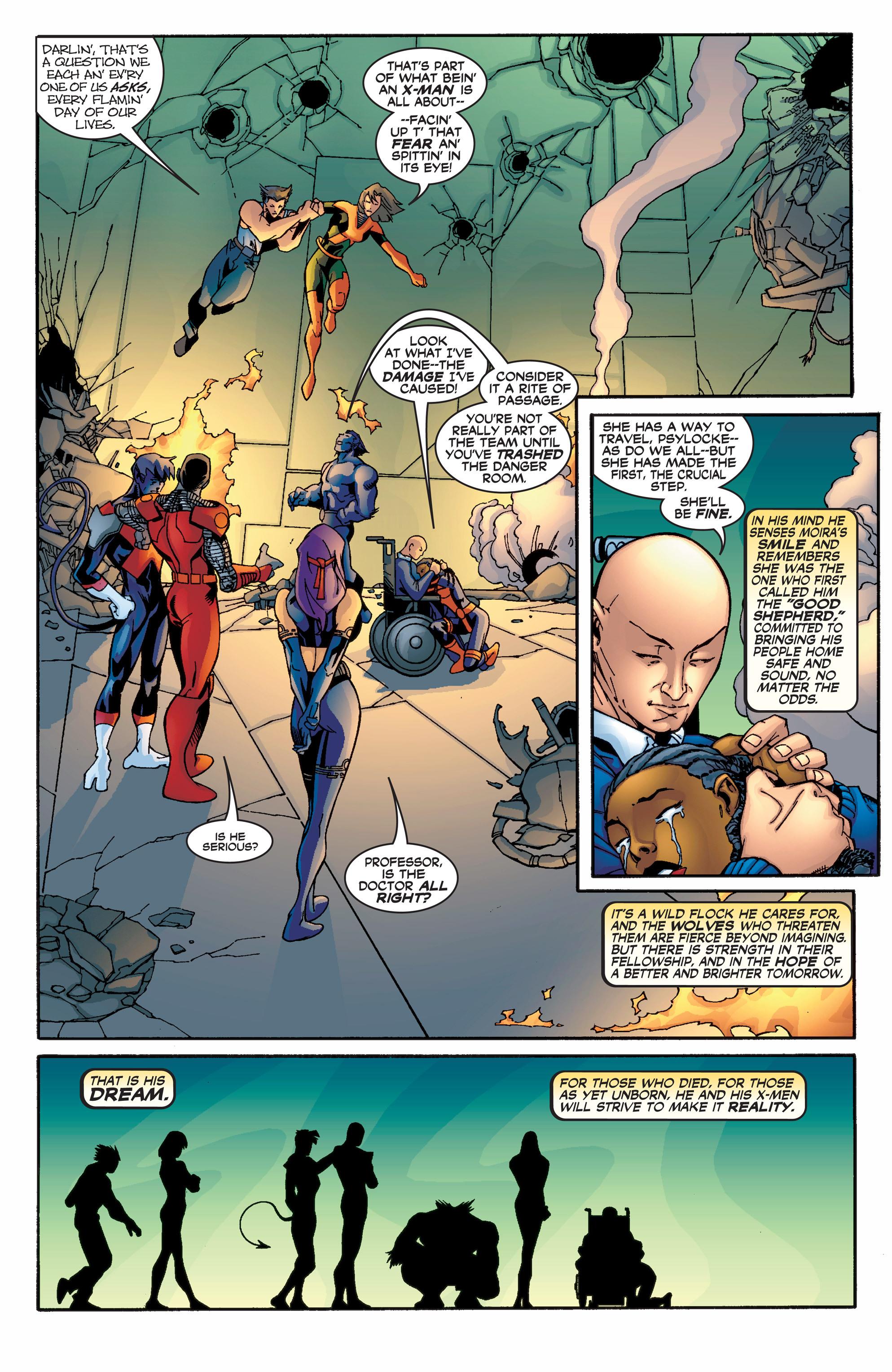 Read online Uncanny X-Men (1963) comic -  Issue #389 - 24