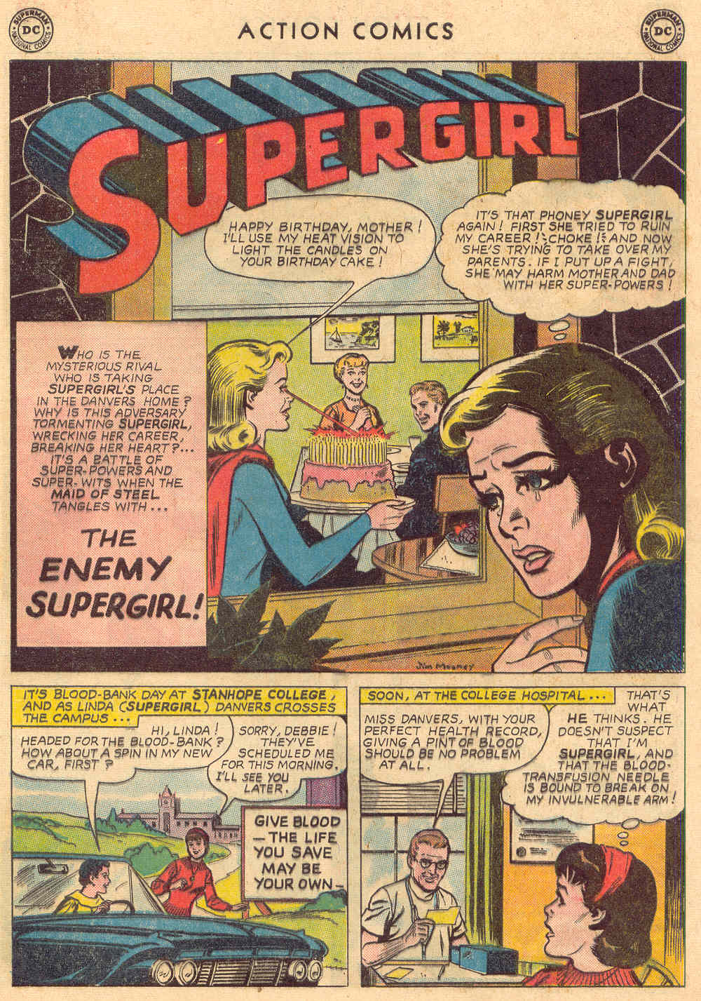 Read online Action Comics (1938) comic -  Issue #321 - 21