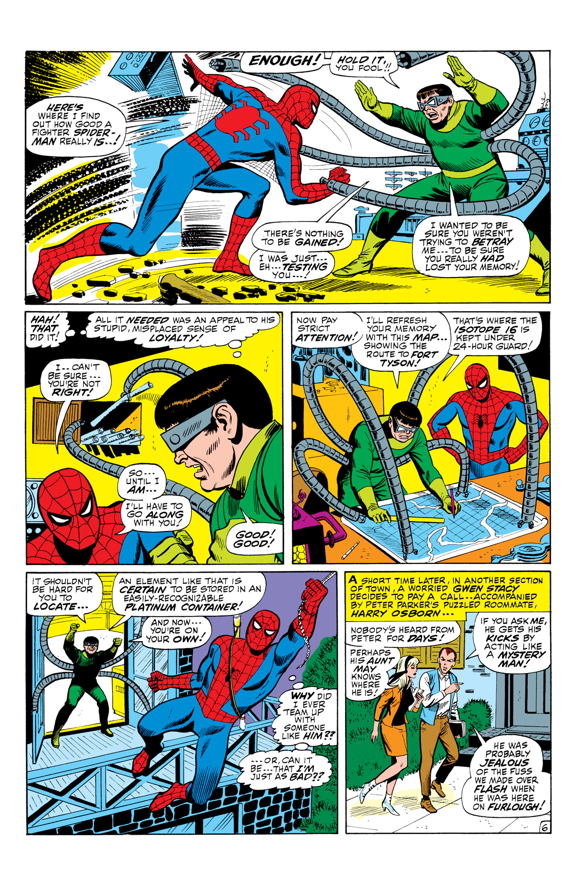 The Amazing Spider-Man (1963) 56 Page 6
