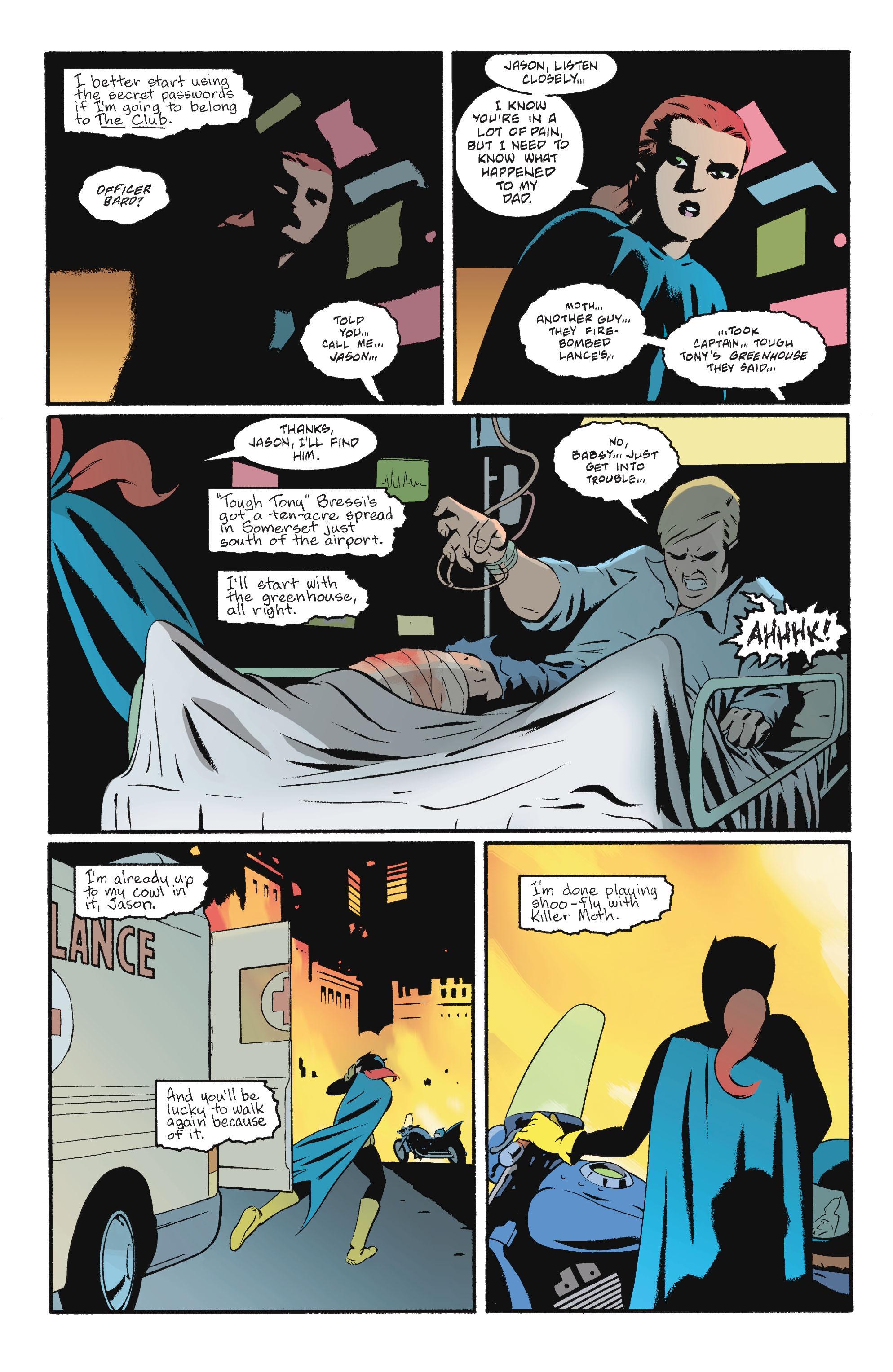 Read online Batgirl/Robin: Year One comic -  Issue # TPB 2 - 126