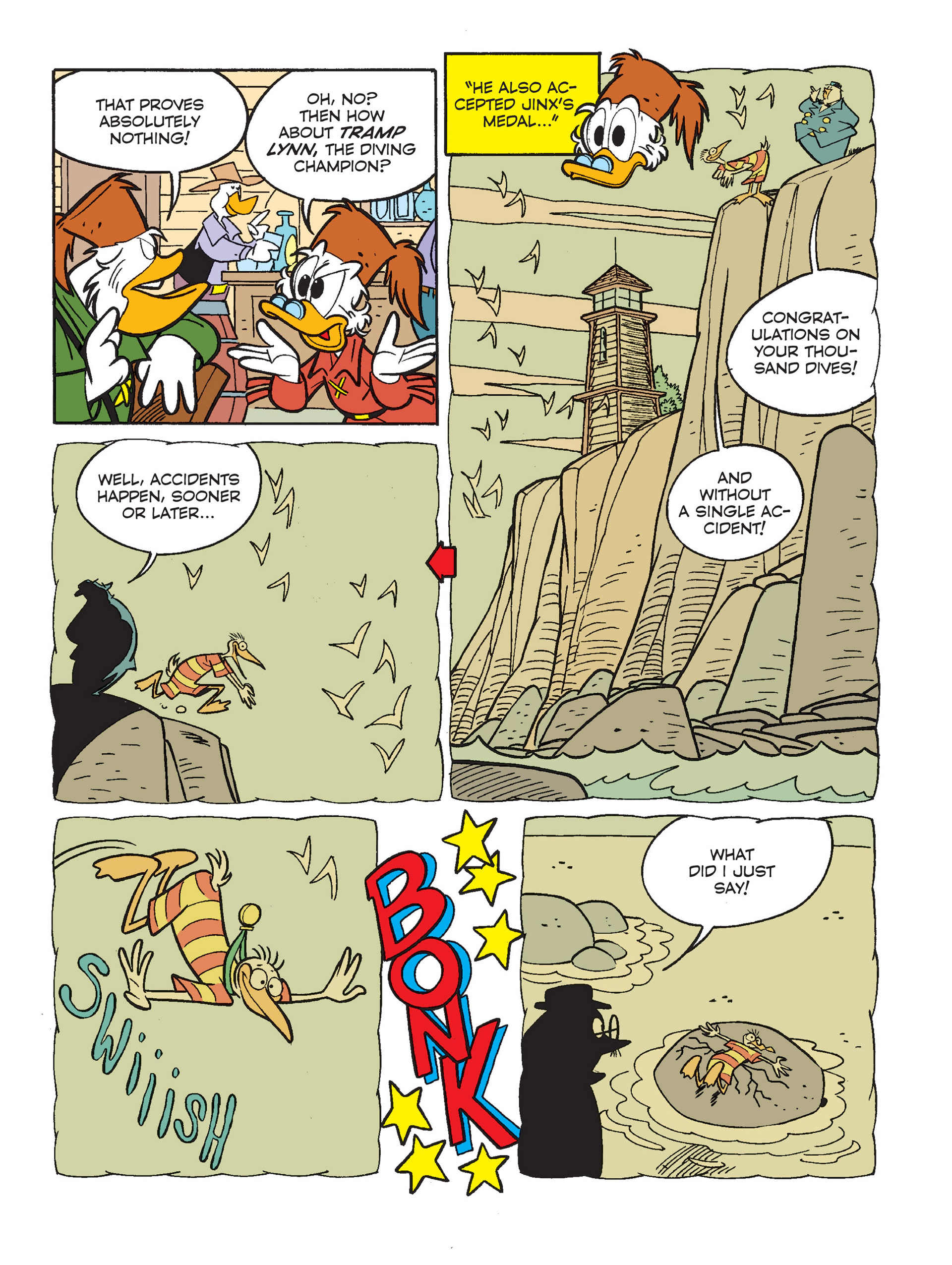 Read online All of Scrooge McDuck's Millions comic -  Issue #1 - 15