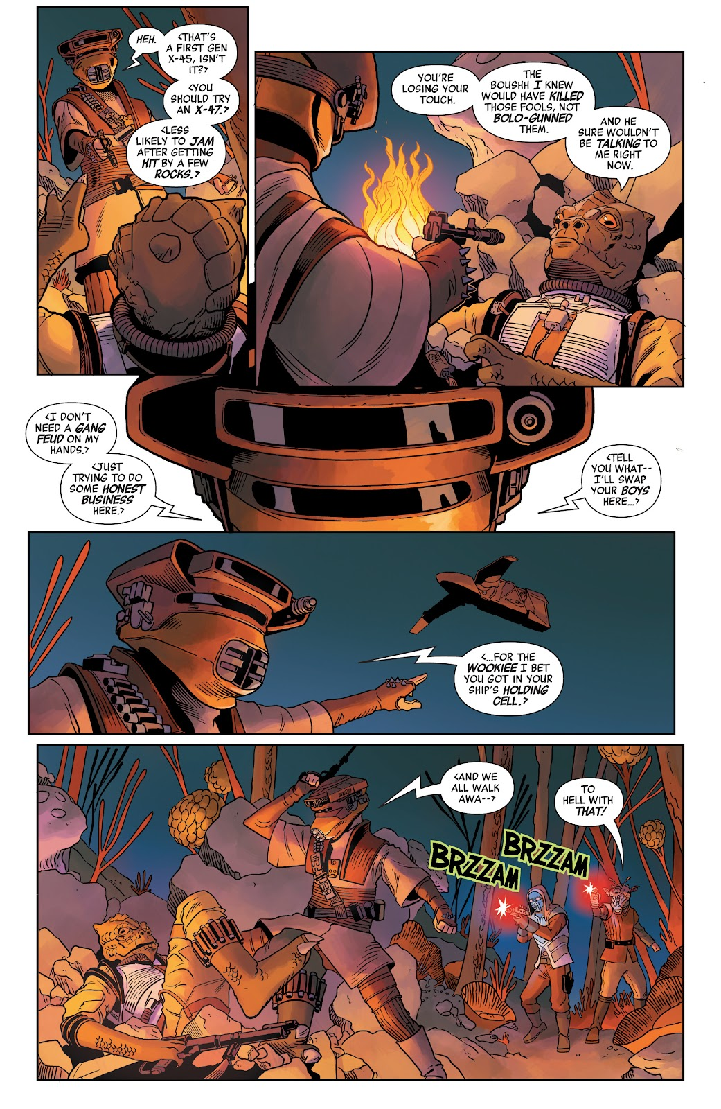 Read online Star Wars: Age of Rebellion - Heroes comic -  Issue # TPB - 21
