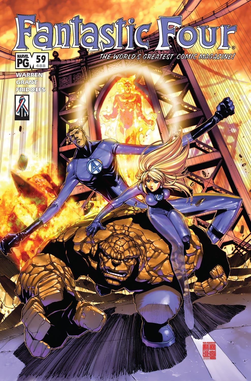 Fantastic Four (1998) 59 Page 1