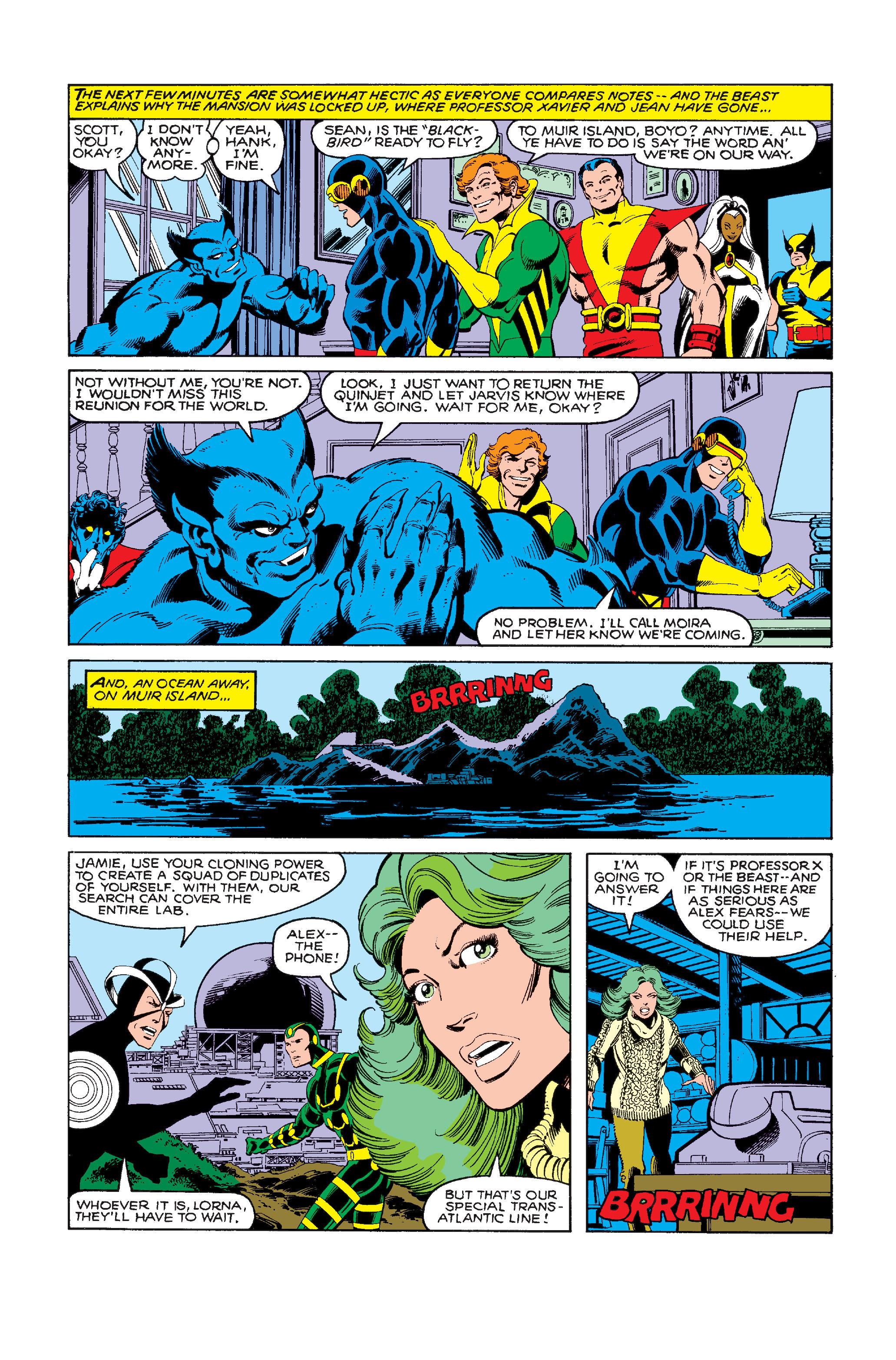 Uncanny X-Men (1963) 125 Page 16