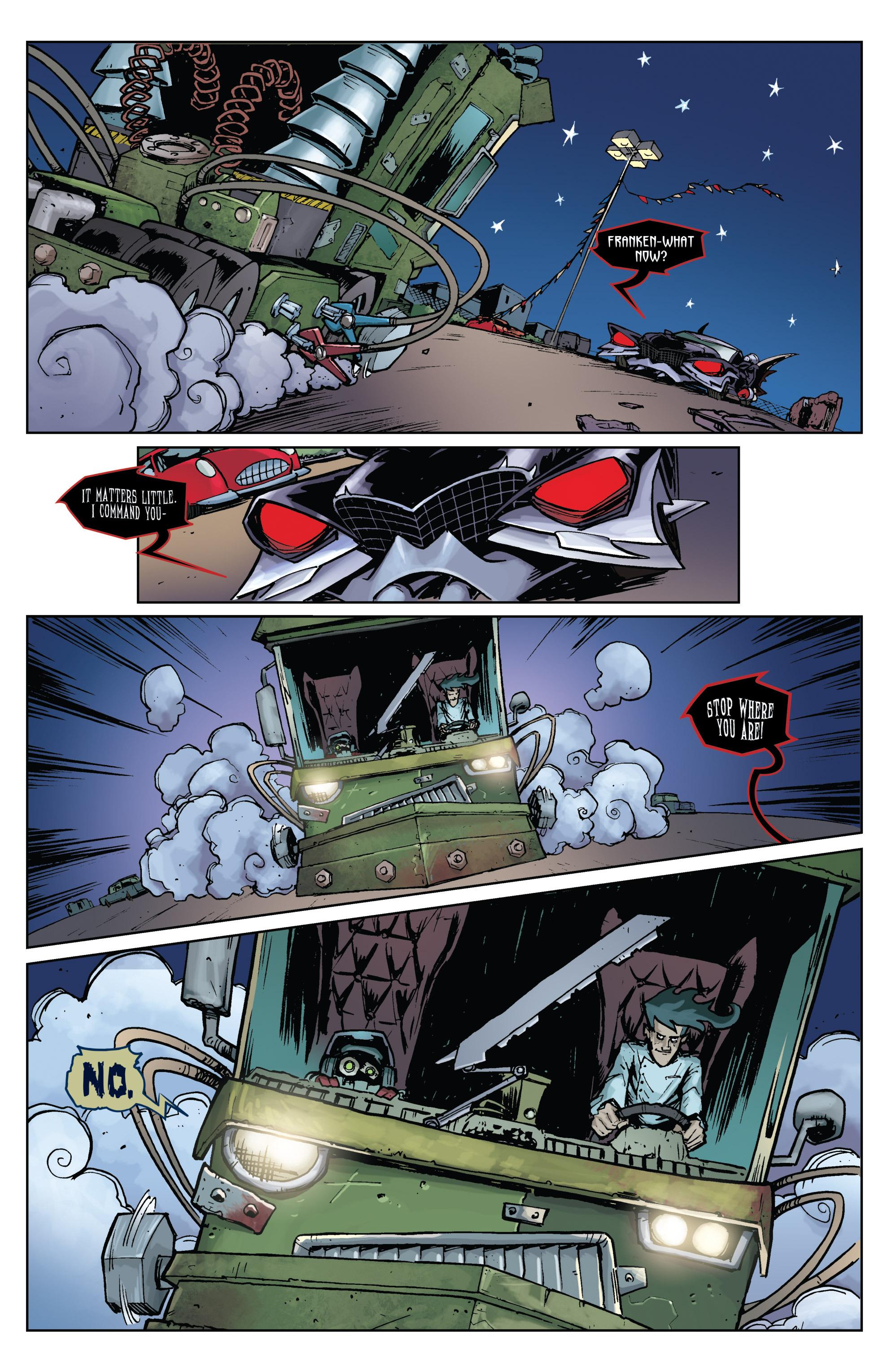 Read online Monster Motors comic -  Issue # Full - 32