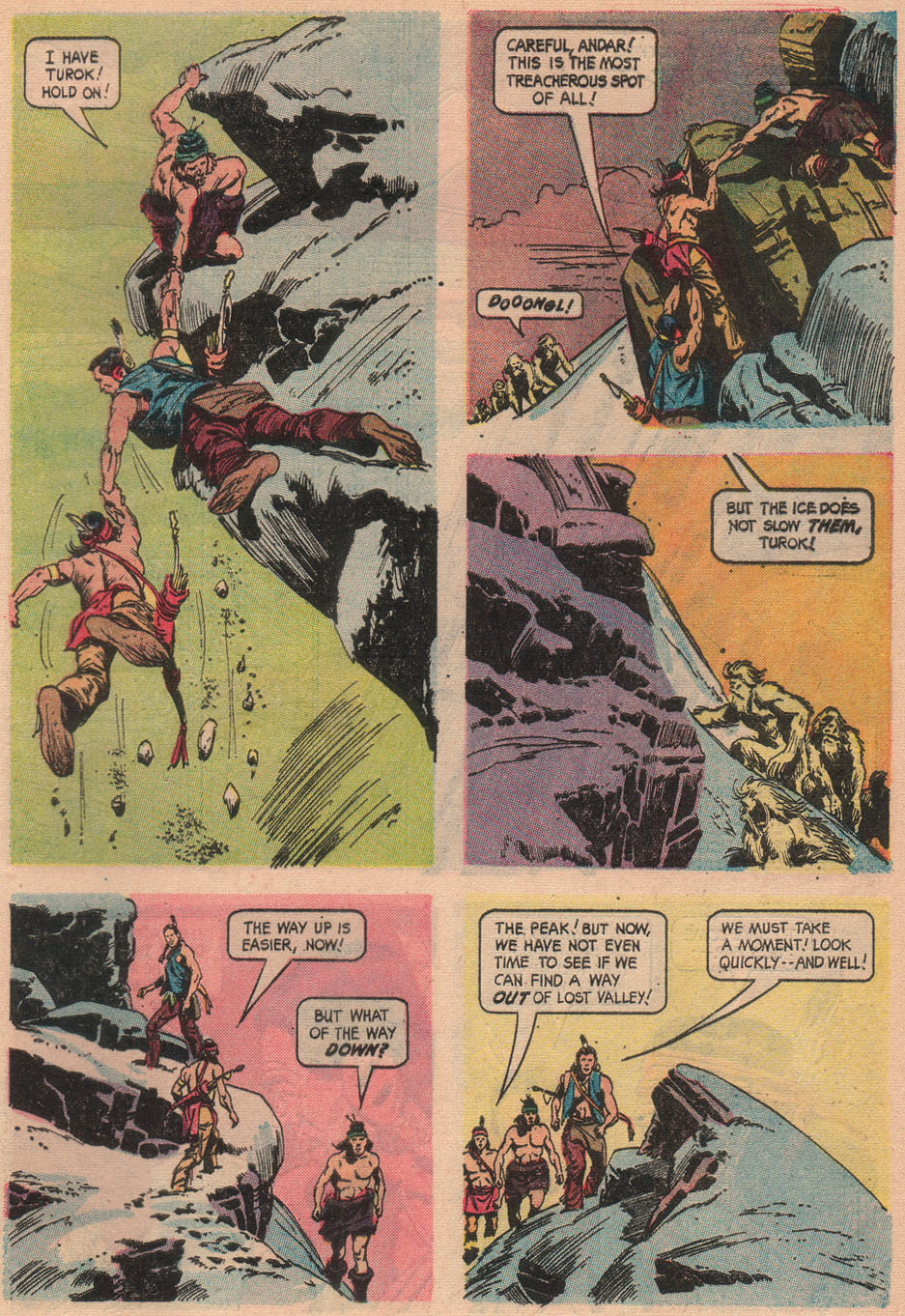 Read online Turok, Son of Stone comic -  Issue #48 - 29