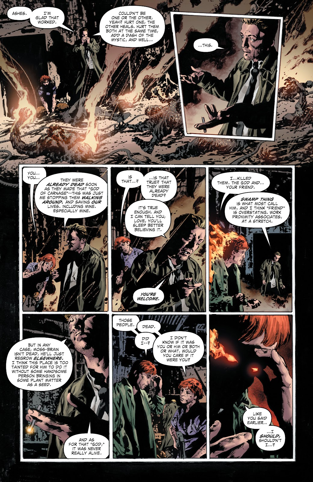Read online The Curse of Brimstone: Ashes comic -  Issue # TPB (Part 1) - 25
