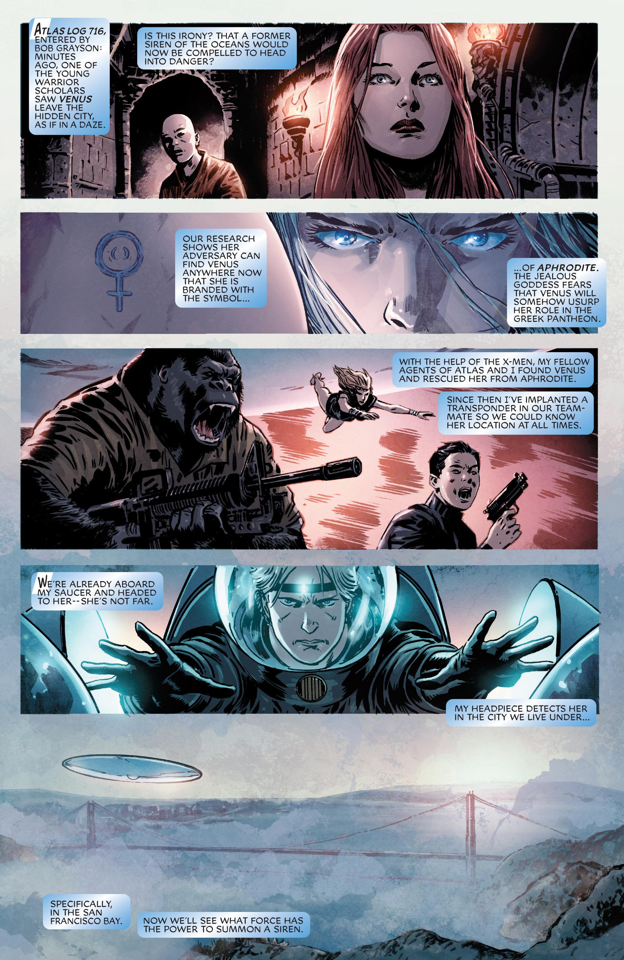Read online Atlas comic -  Issue #Atlas _TPB - 6