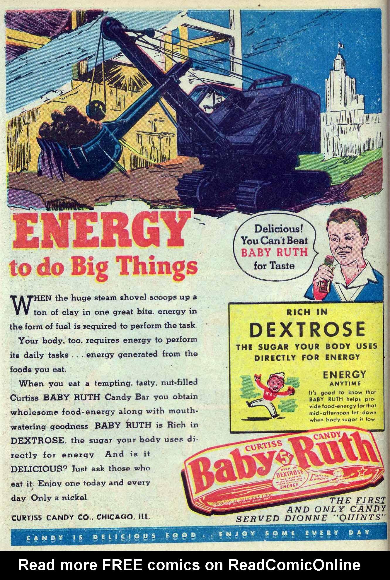 Read online Adventure Comics (1938) comic -  Issue #70 - 16