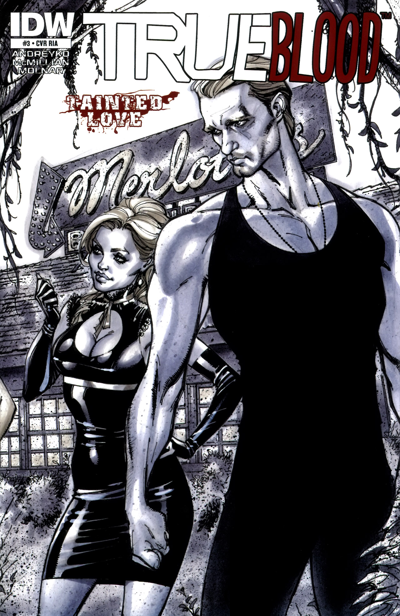 Read online True Blood: Tainted Love comic -  Issue #3 - 3