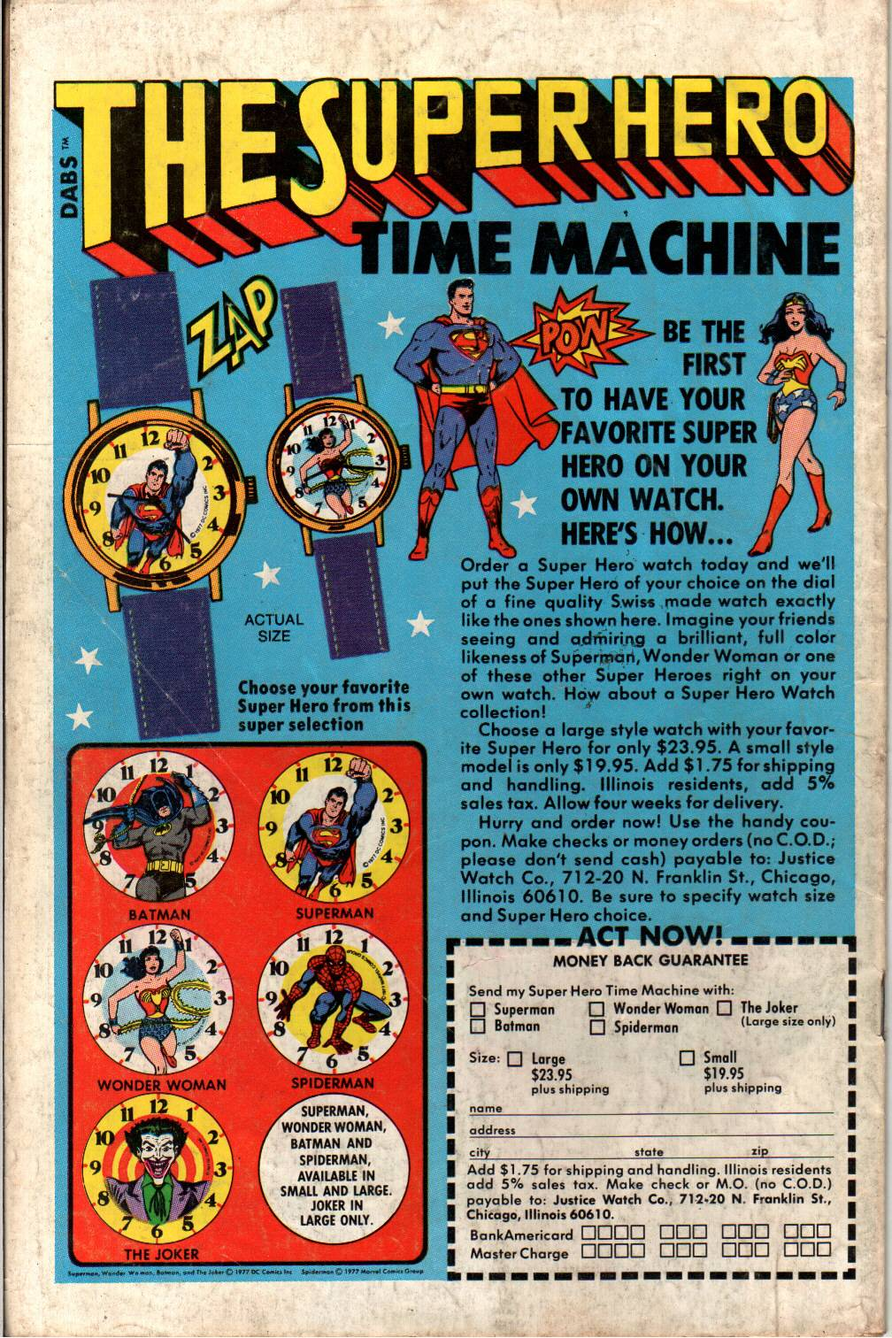 Read online Shazam! (1973) comic -  Issue #33 - 36