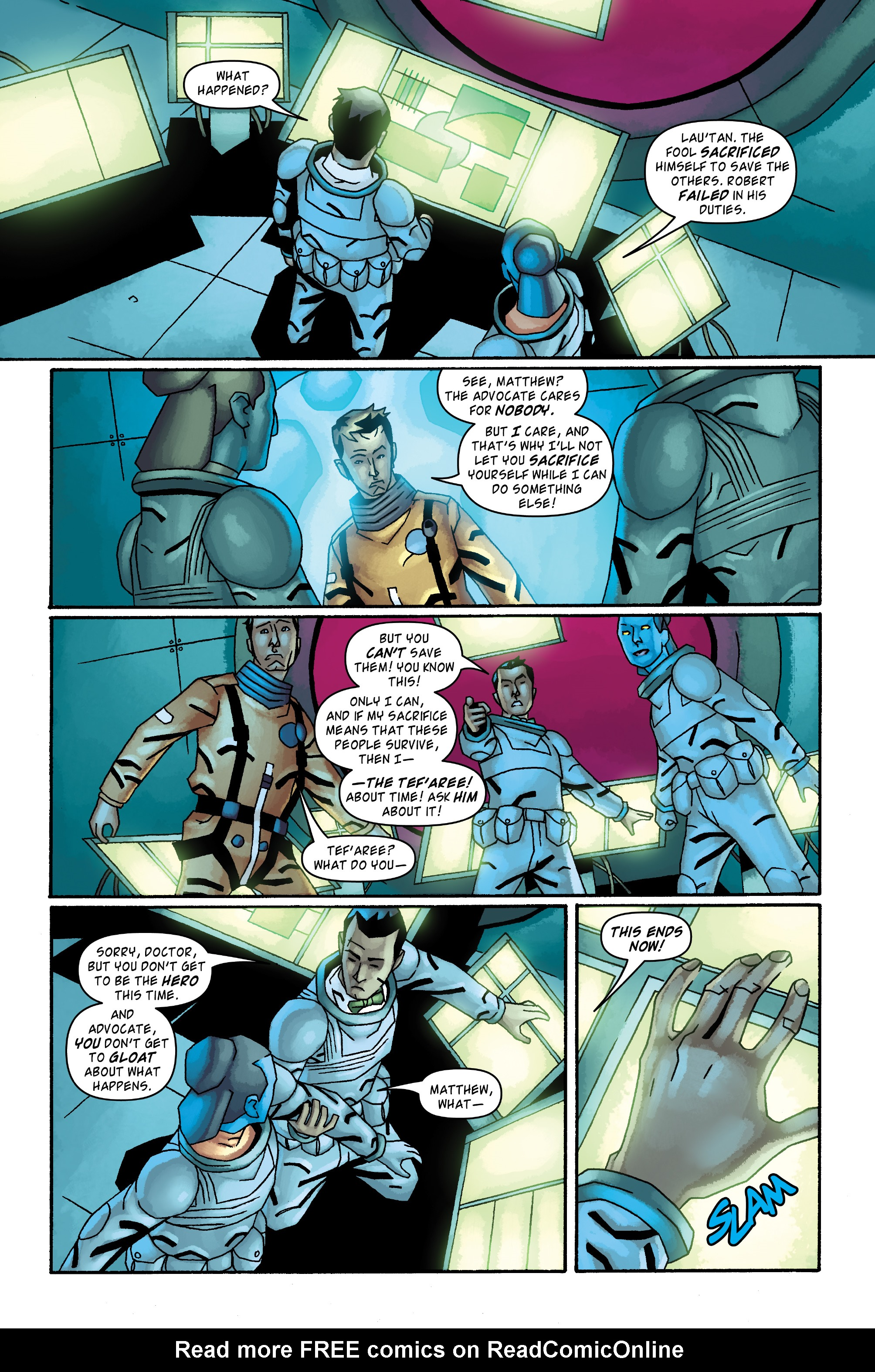 Read online Doctor Who: The Tenth Doctor Archives comic -  Issue #34 - 9