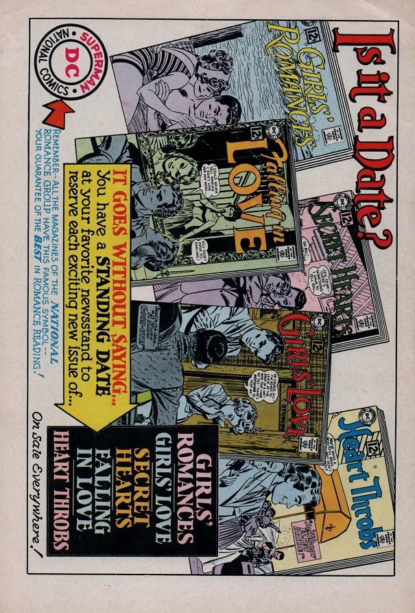 Read online Secret Hearts comic -  Issue #79 - 36
