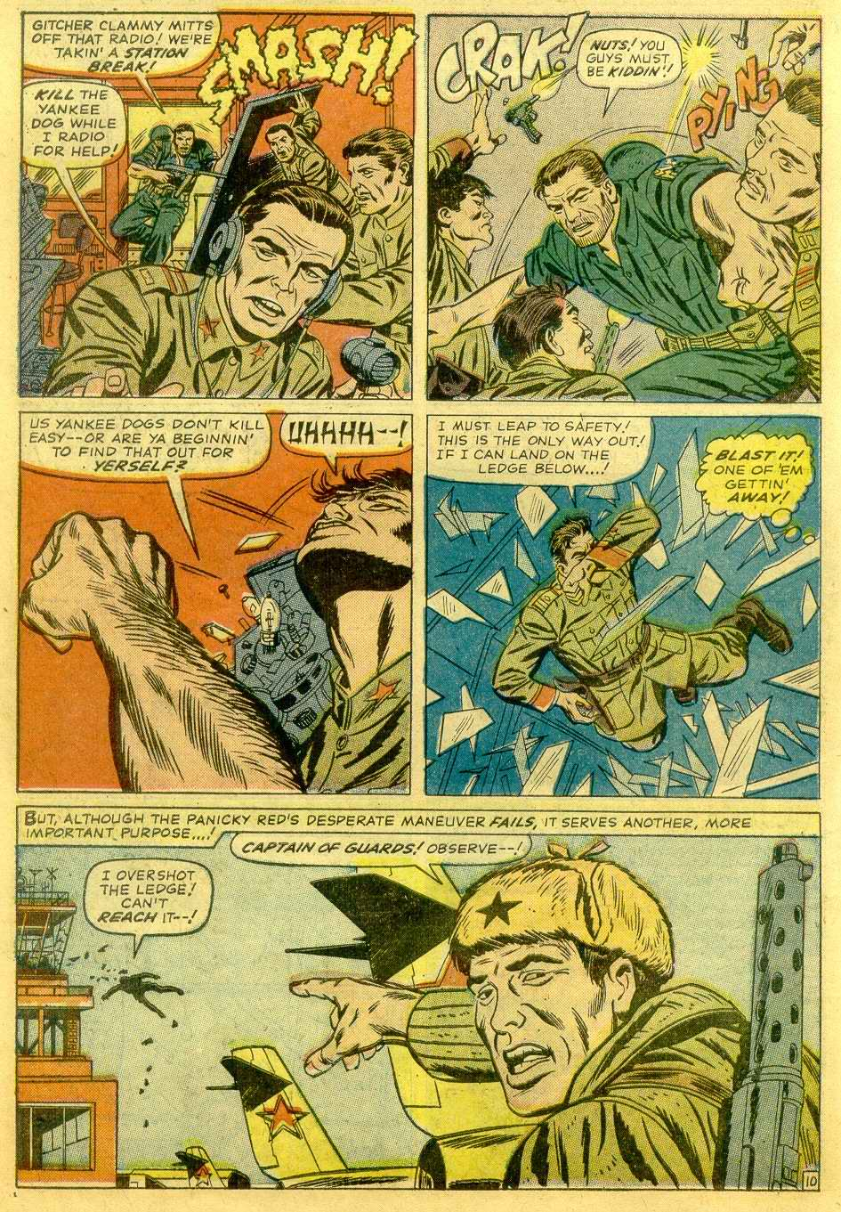 Read online Sgt. Fury comic -  Issue # _Annual 1 - 12