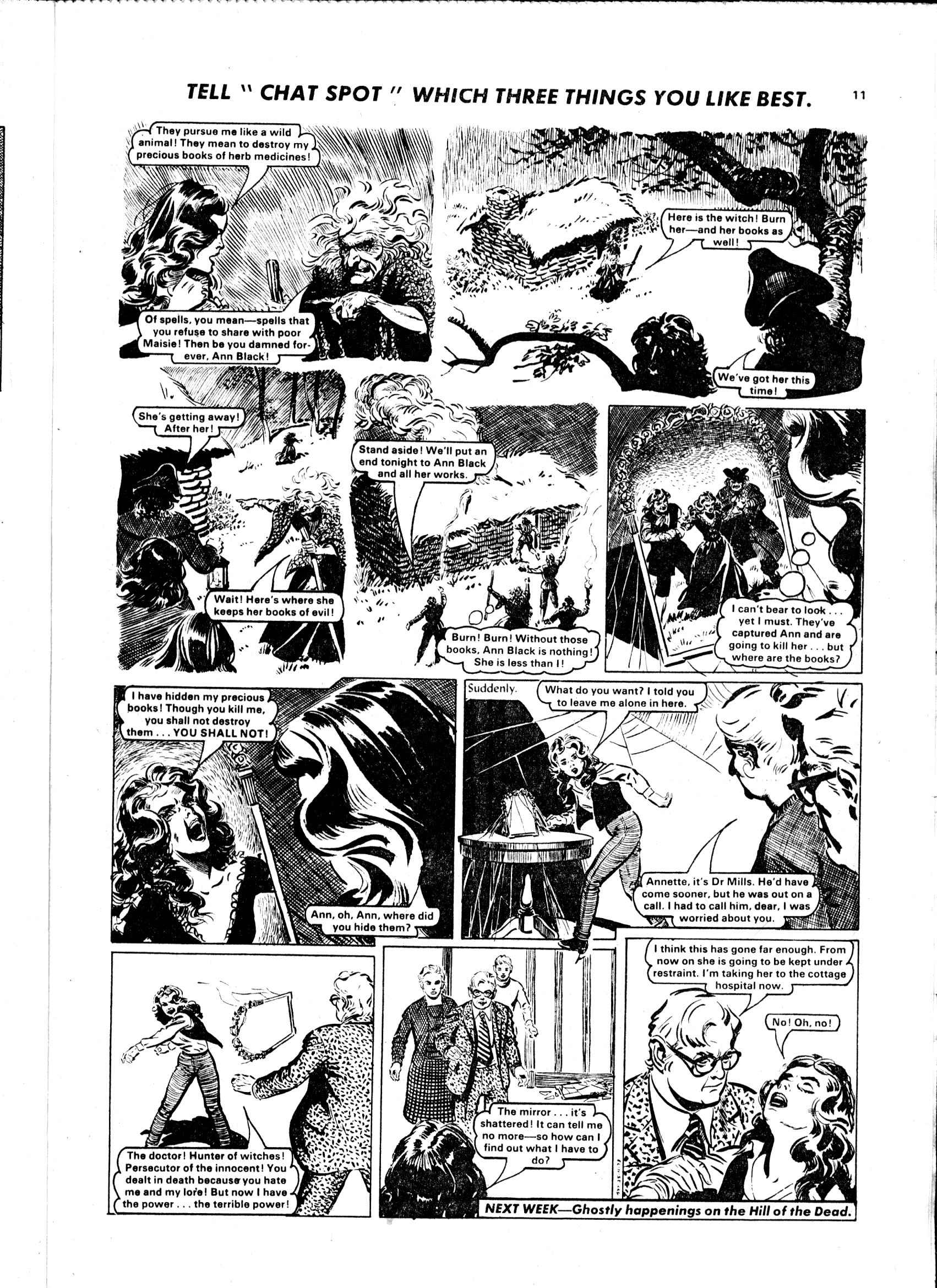 Read online Judy comic -  Issue #985 - 11