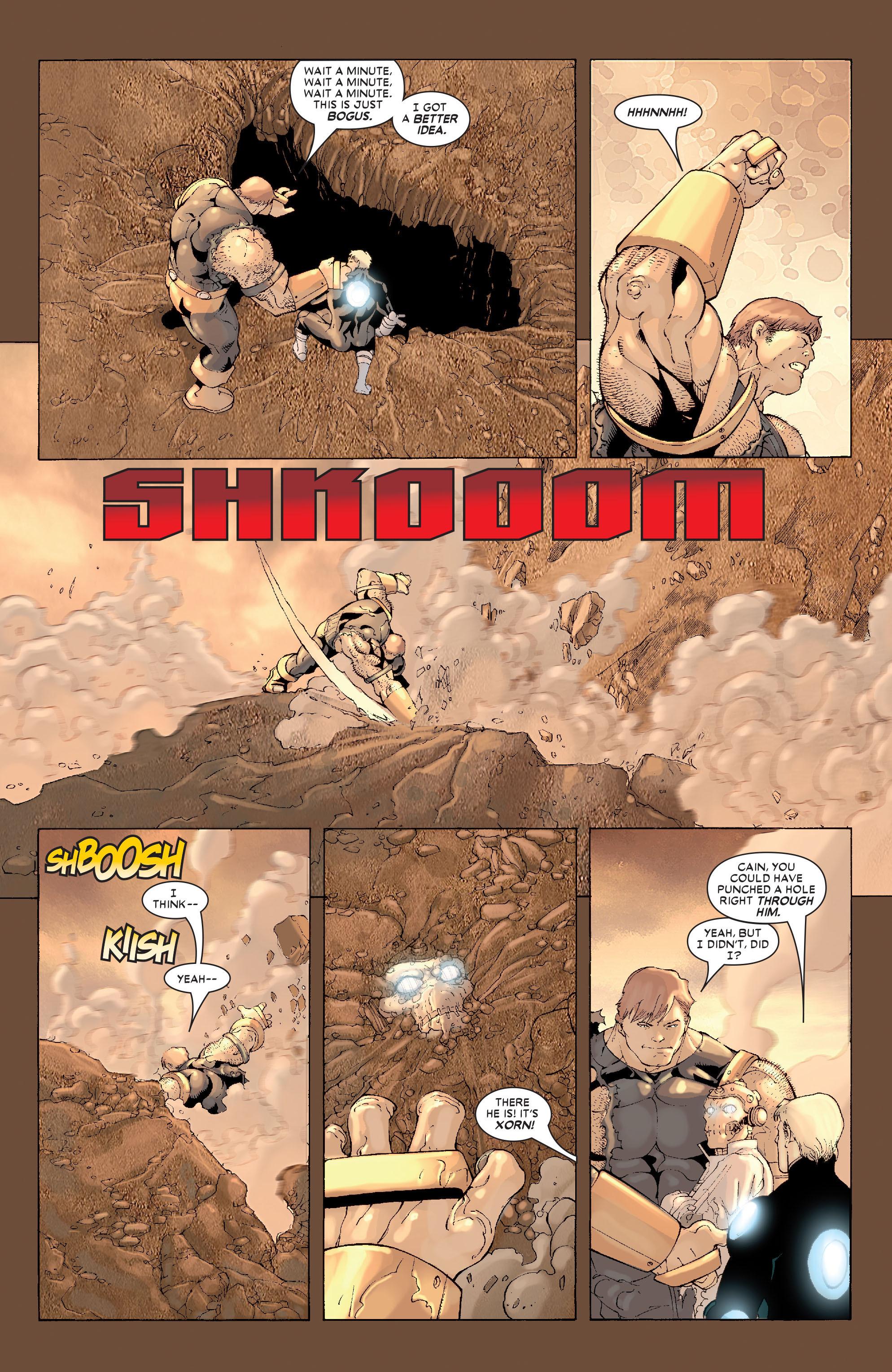 X-Men (1991) 163 Page 20