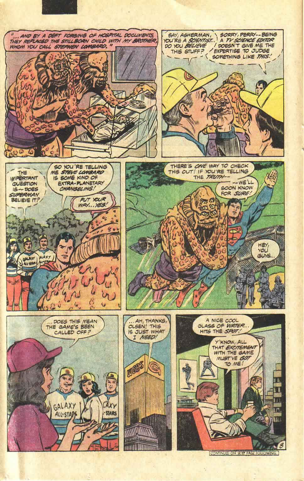 Read online Action Comics (1938) comic -  Issue #523 - 9
