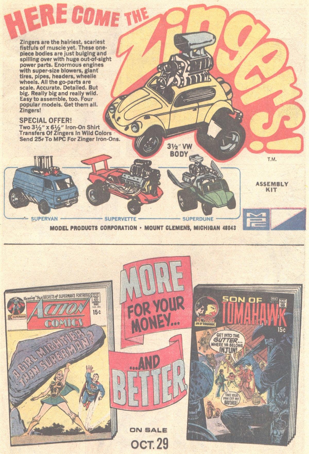 Read online Adventure Comics (1938) comic -  Issue #400 - 27