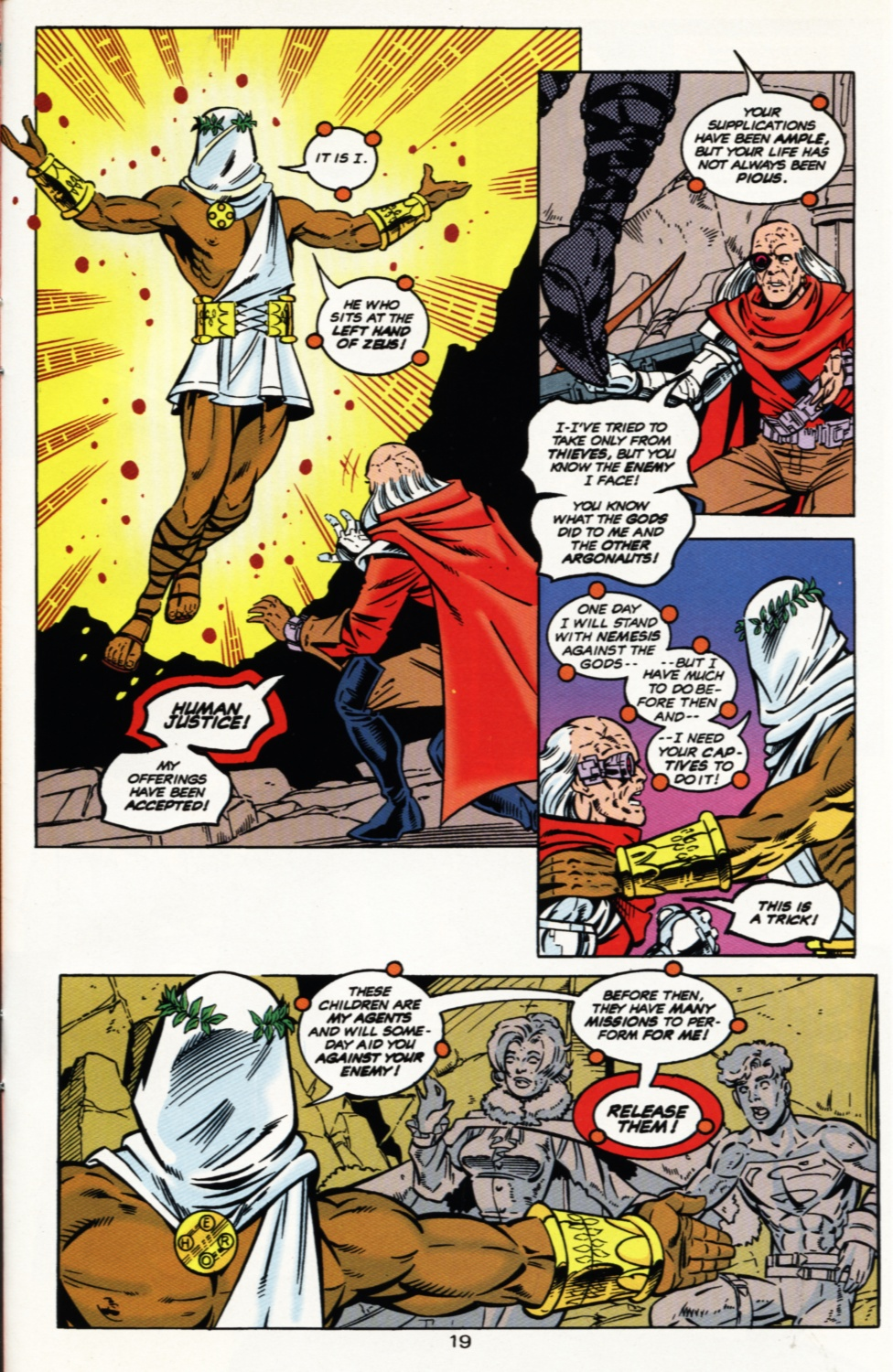 Read online Superboy & The Ravers comic -  Issue #5 - 20