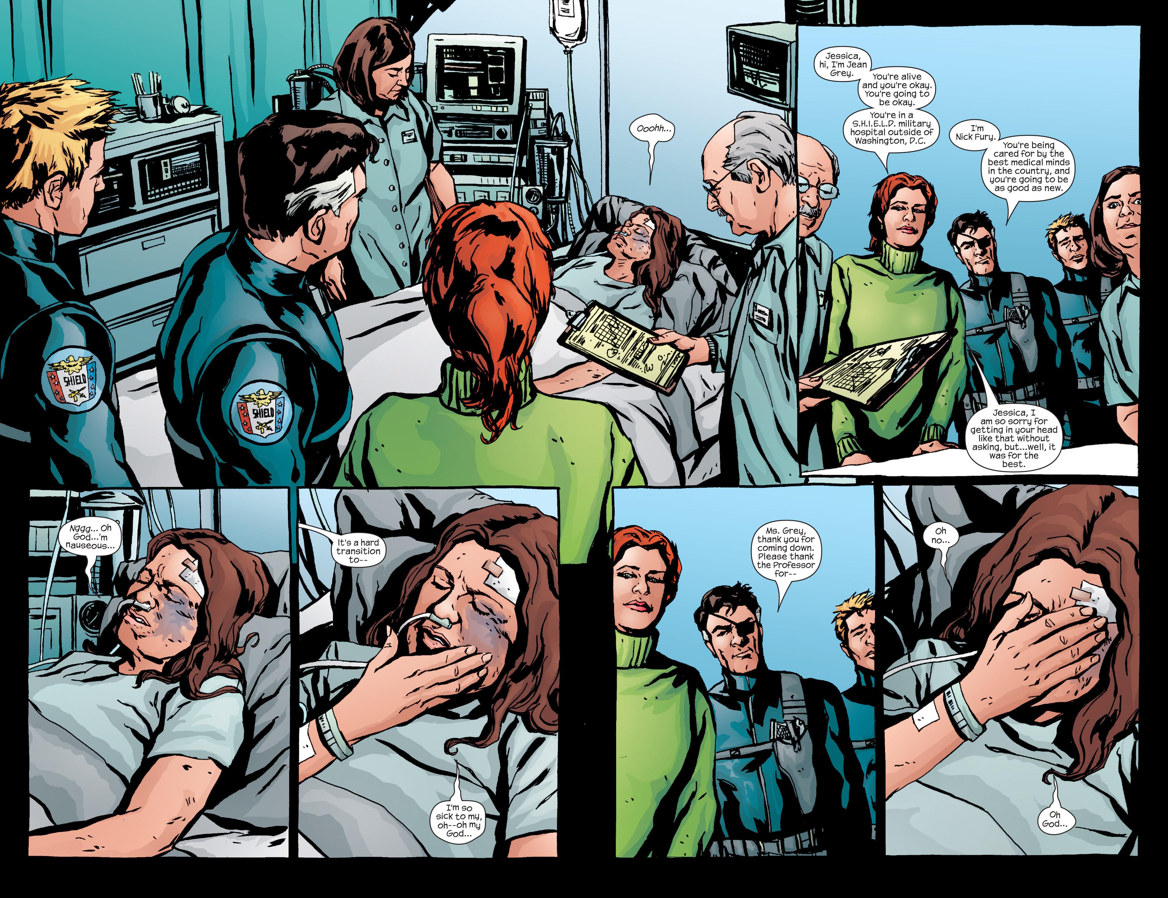 Read online Alias comic -  Issue #26 - 13