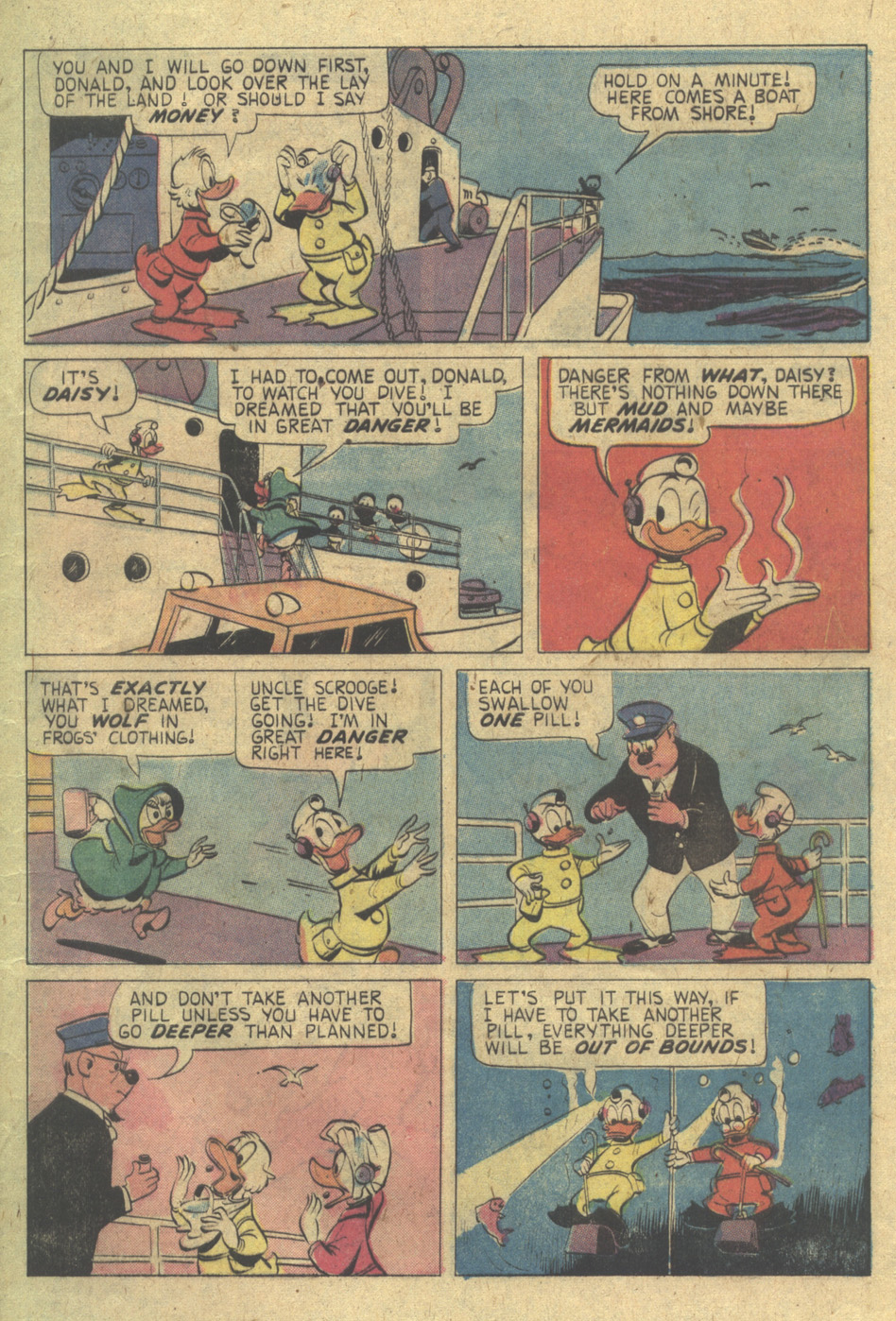 Read online Uncle Scrooge (1953) comic -  Issue #125 - 9