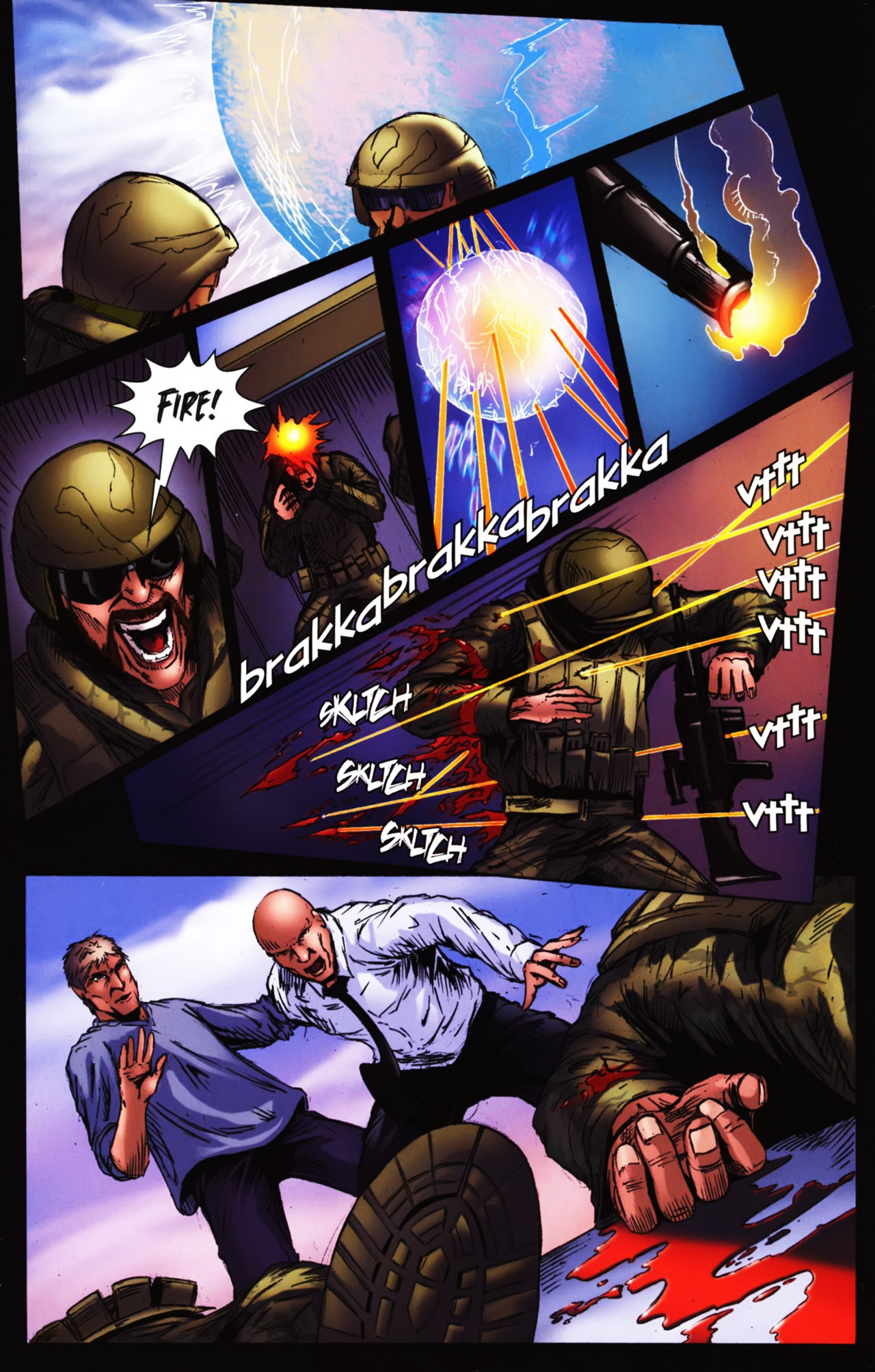 Read online Agon comic -  Issue #1 - 13