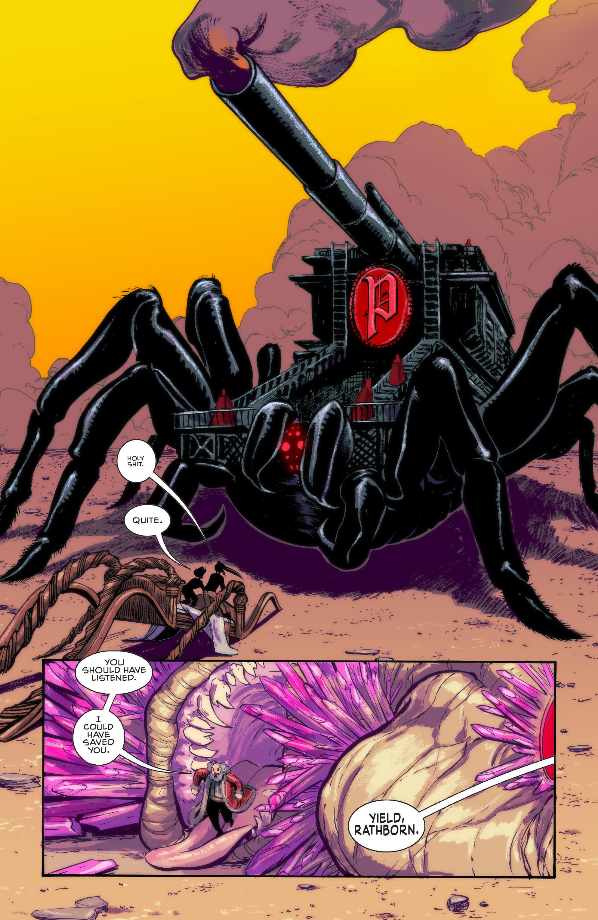 Read online Shutter comic -  Issue #11 - 15