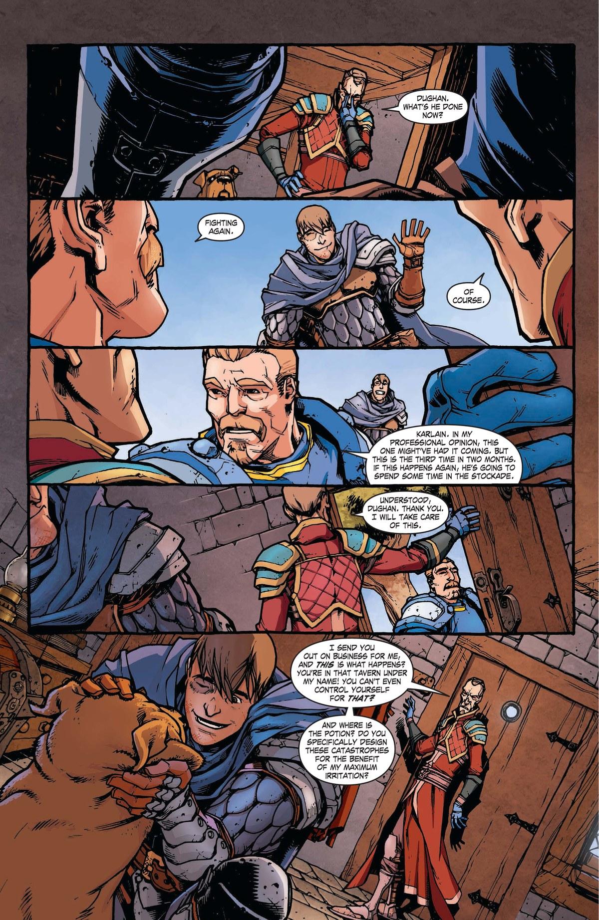 Read online World of Warcraft: Dark Riders comic -  Issue # Full - 14