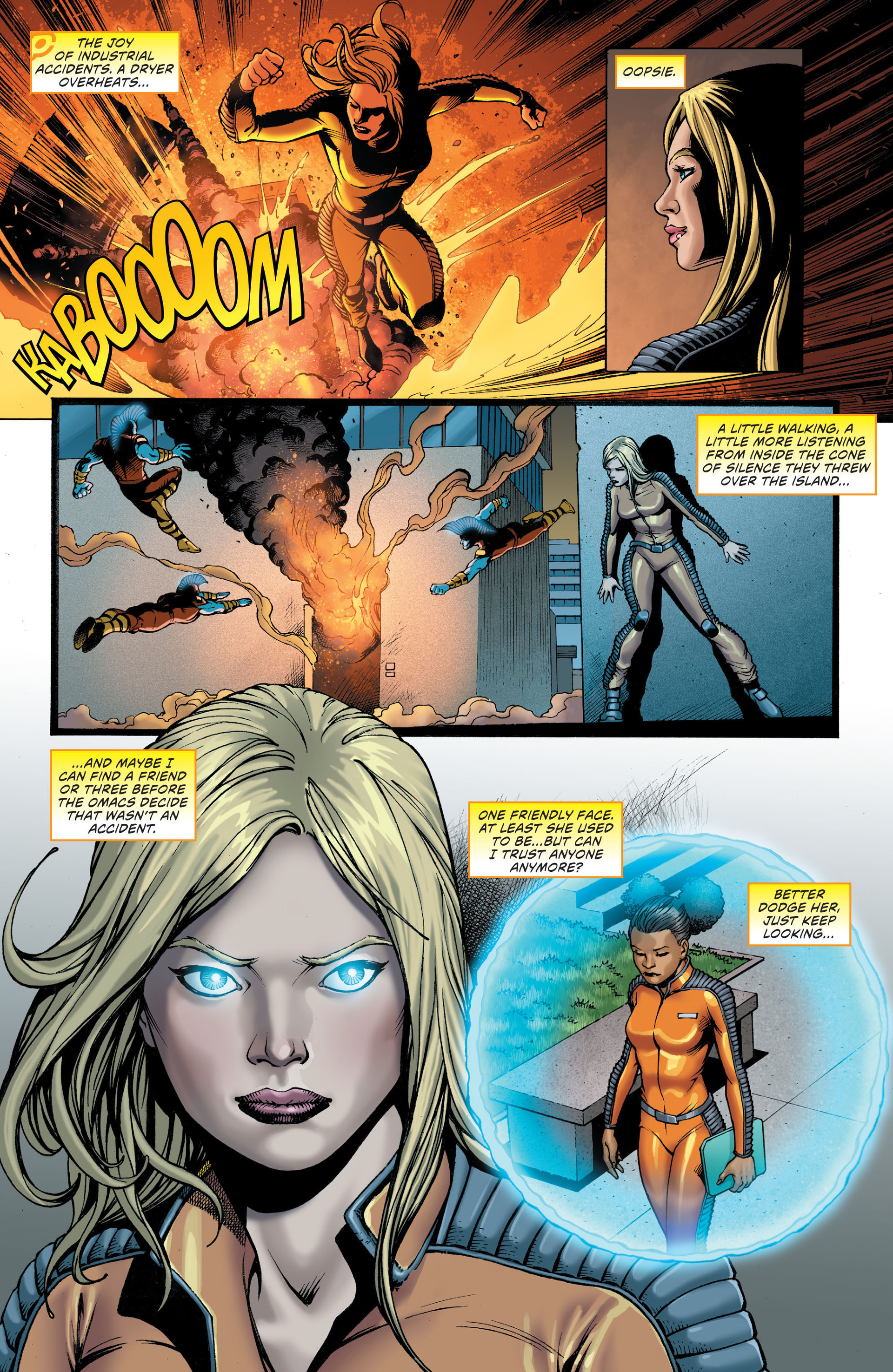Read online Worlds' Finest: Futures End comic -  Issue # Full - 6