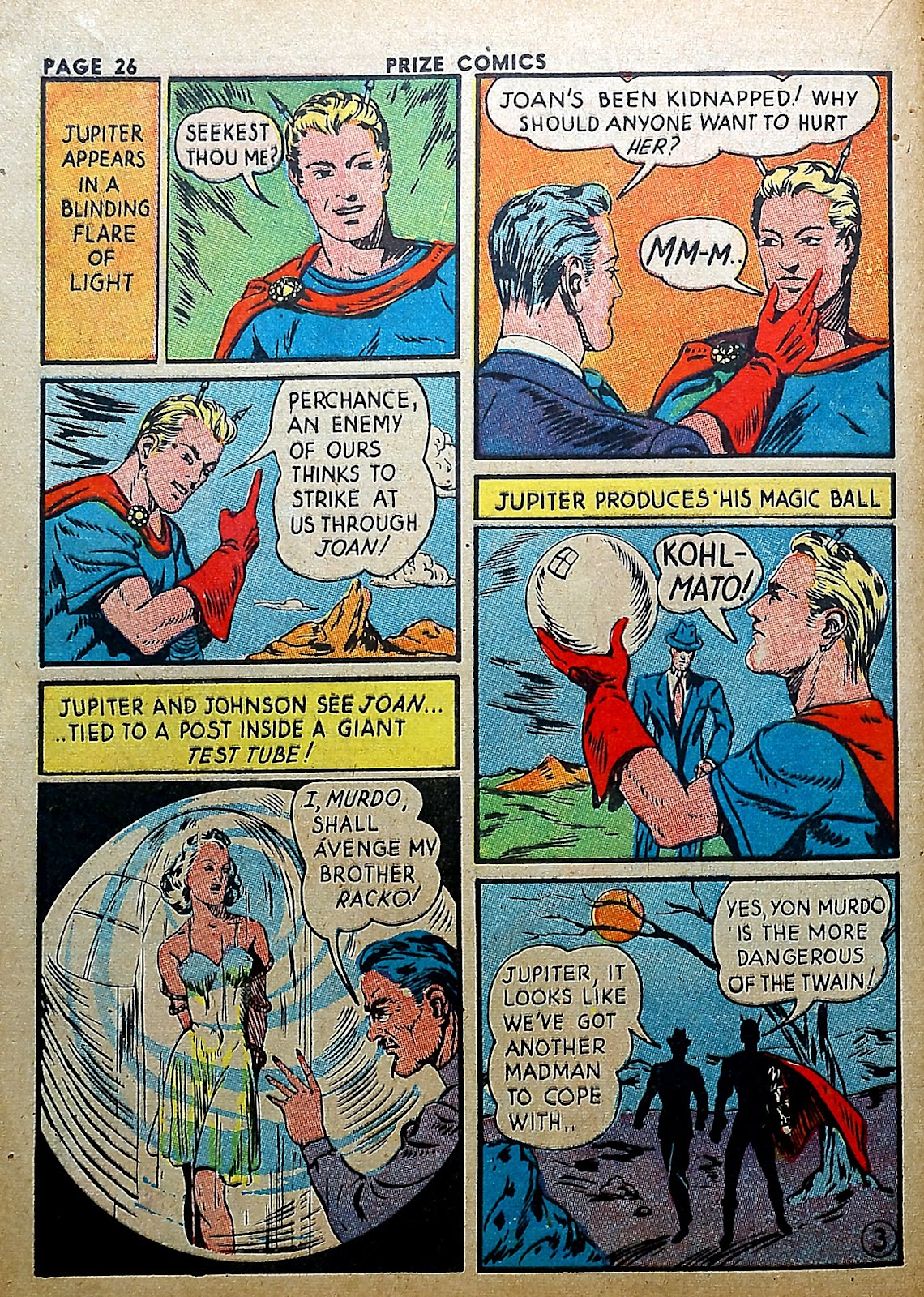 Prize Comics issue 5 - Page 27