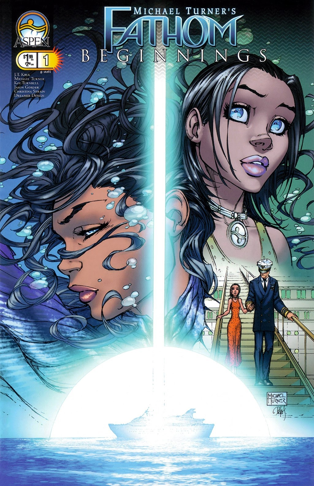 Fathom Beginnings issue Full - Page 1