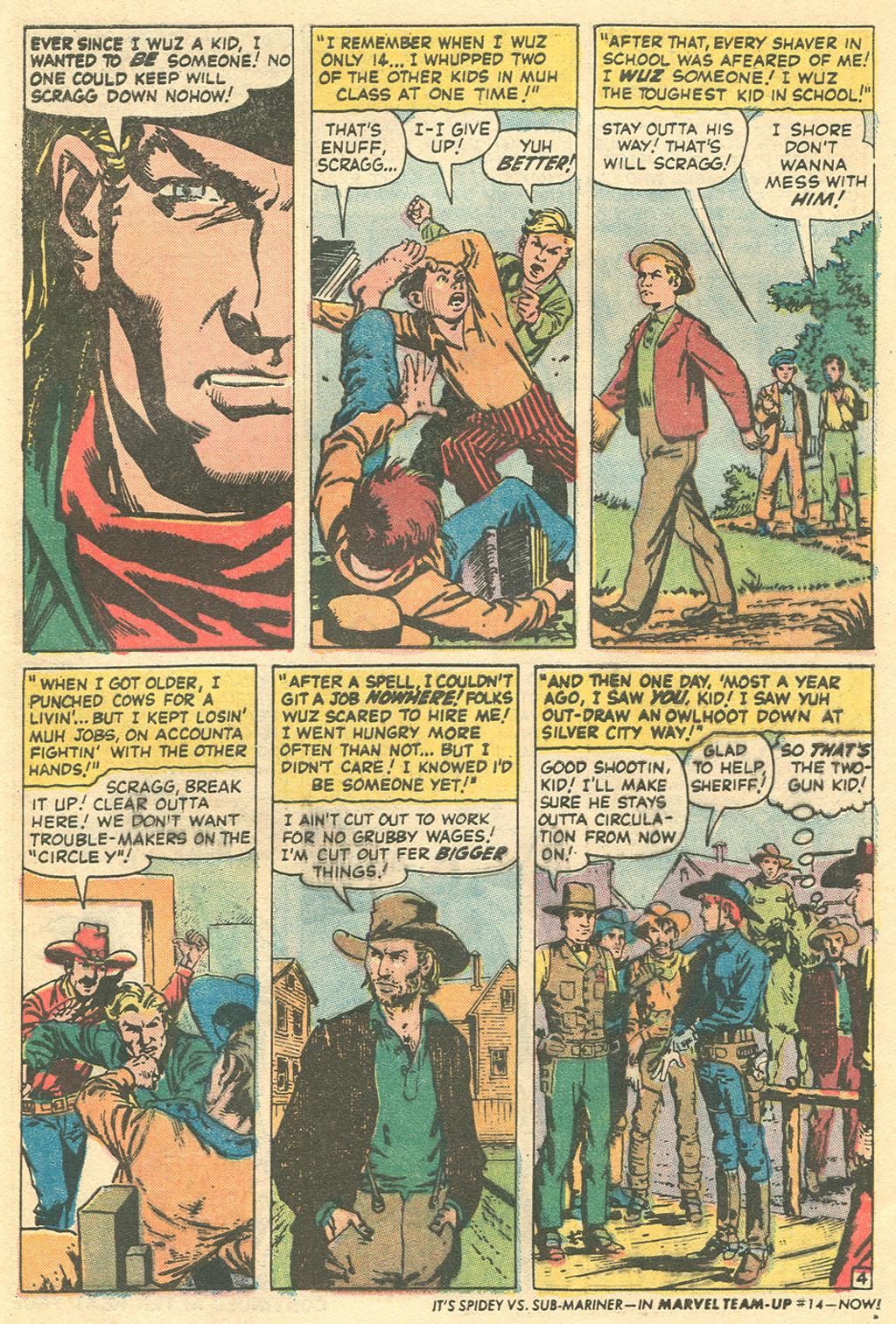Read online Two-Gun Kid comic -  Issue #113 - 29